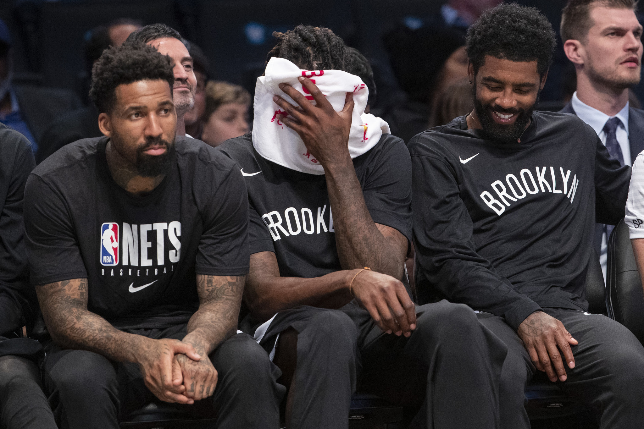 The Nets have to make a roster cut and it won't be an easy decision
