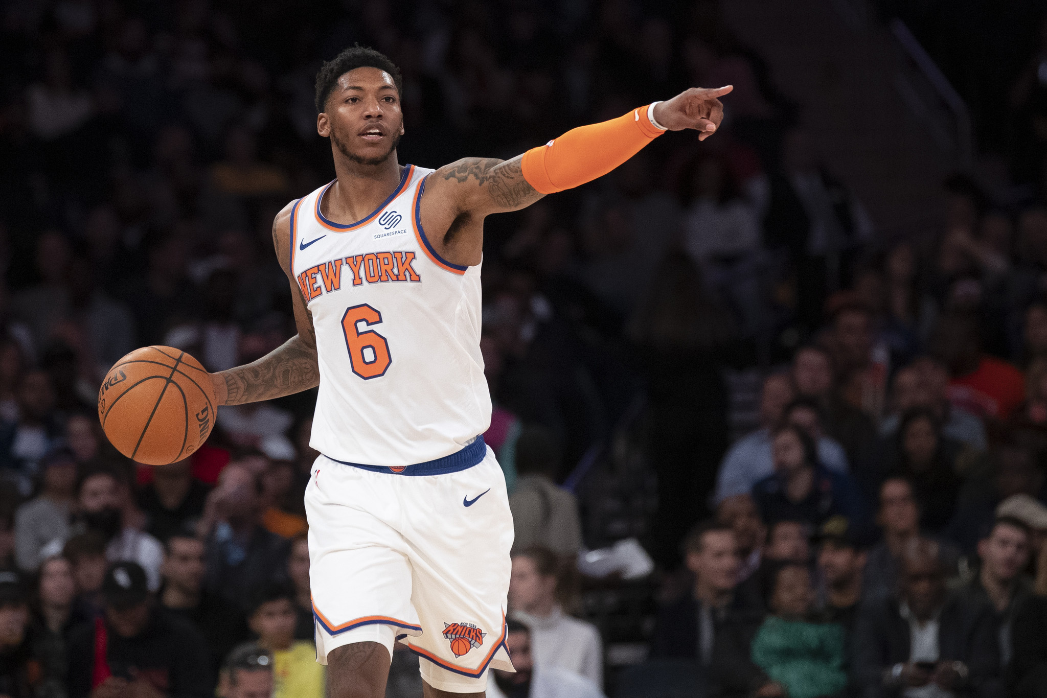 Elfrid Payton's return give the Knicks another much-needed option at point guard