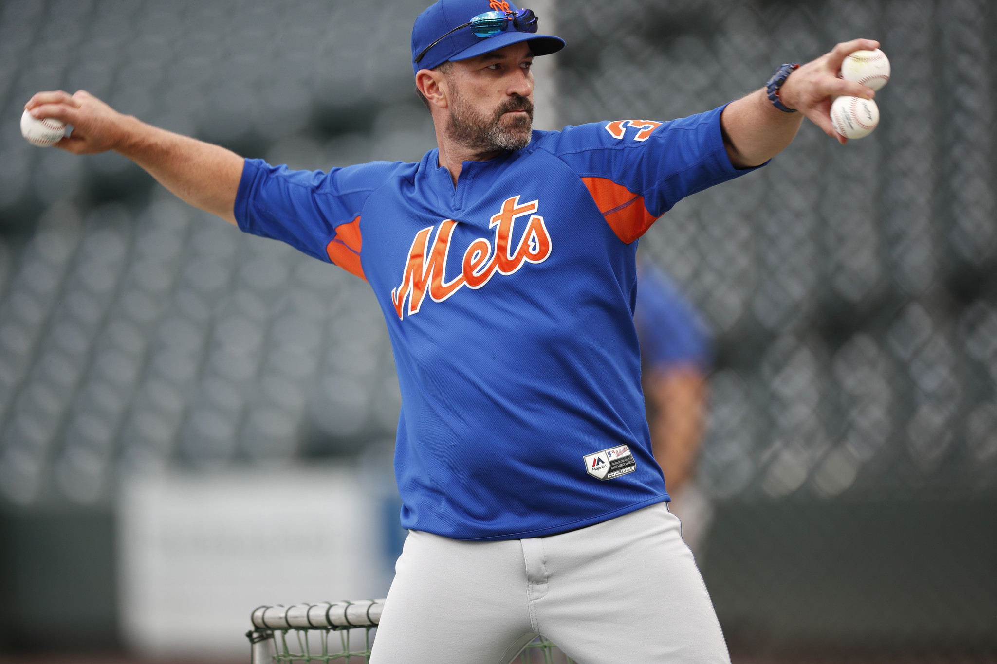Angels hire Mickey Callaway as pitching coach