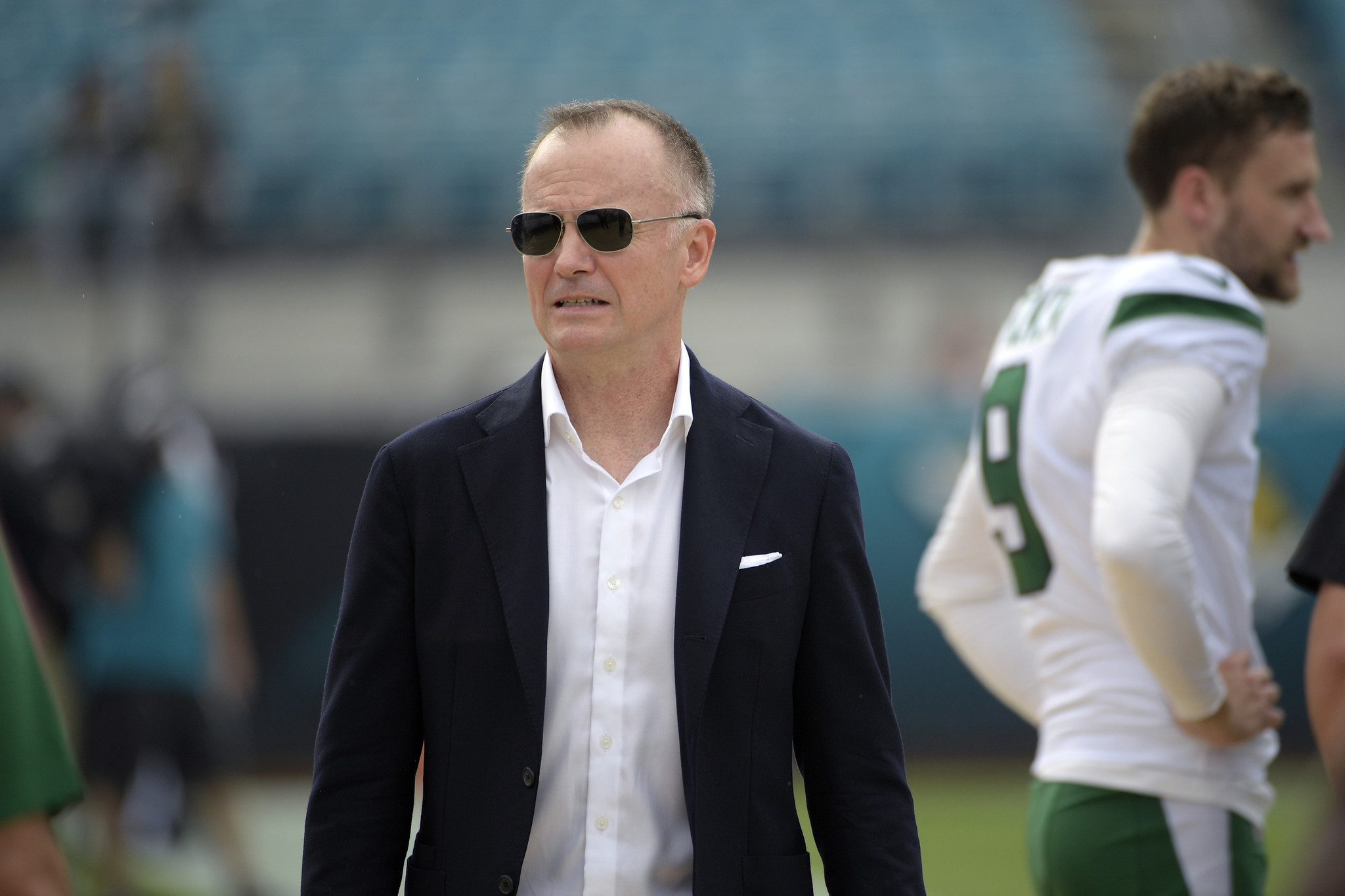 Christopher Johnson throws Adam Gase and rest of Jets under the bus by questioning their competitiveness