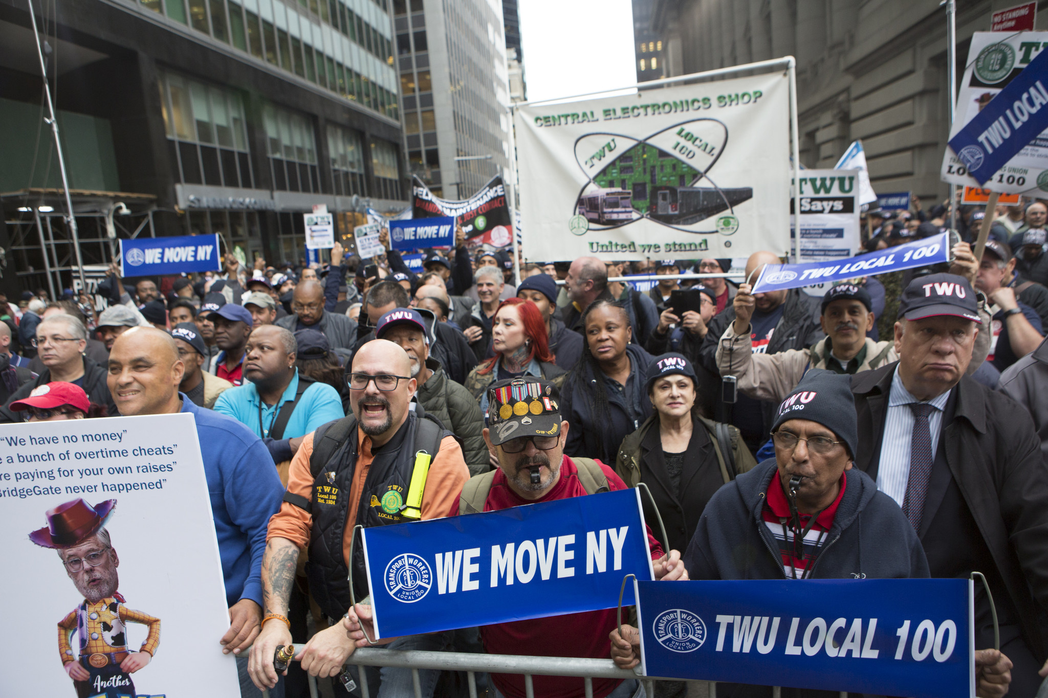 NYC transit strike averted as MTA ends six-month contract standoff with union