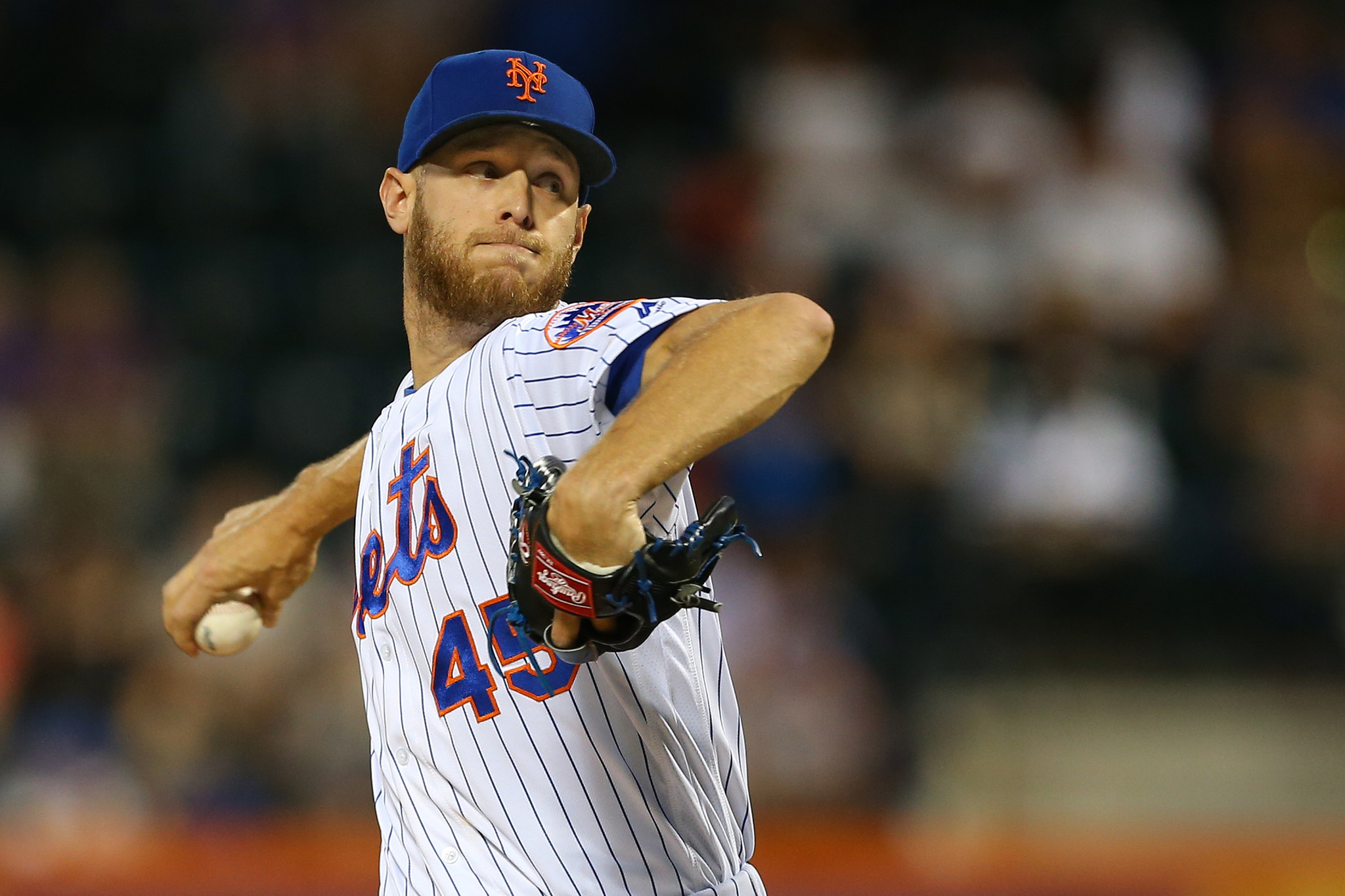 Zack Wheeler might be too expensive for the Mets to re-sign