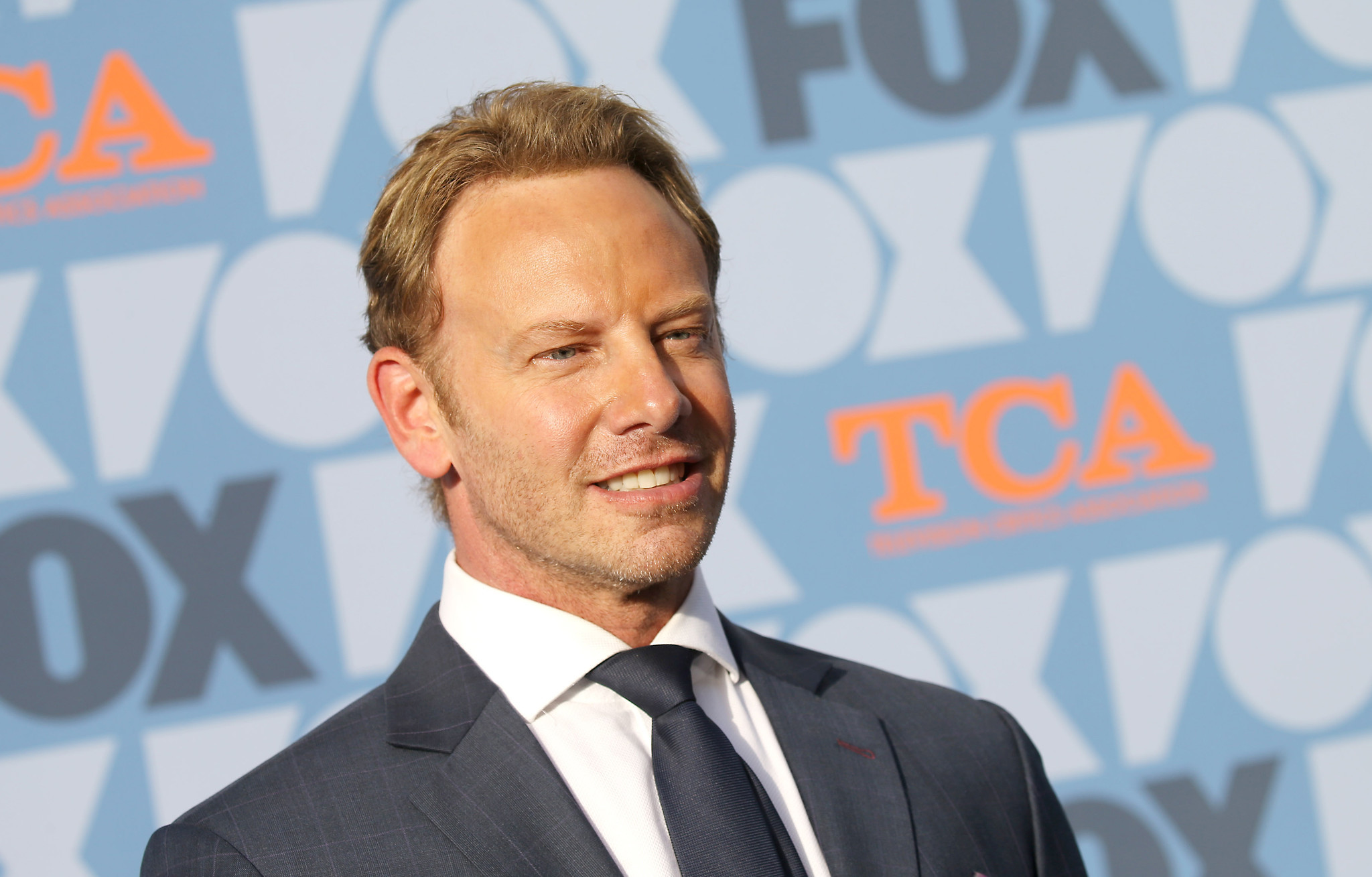 '90210' star Ian Ziering splitting from wife Erin after 9 years