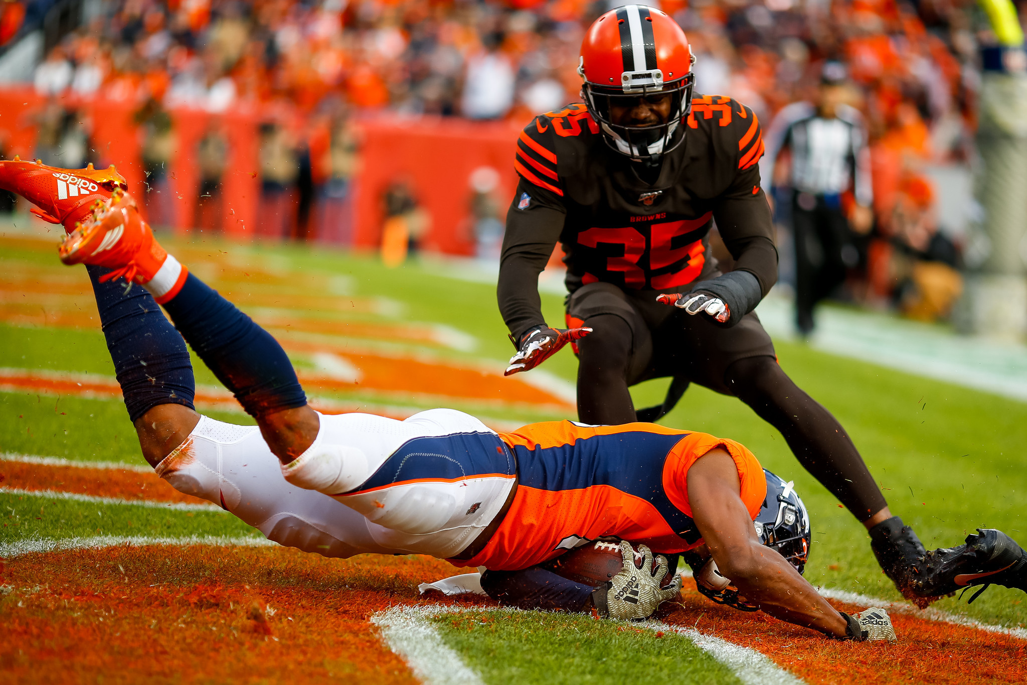 Browns safety Jermaine Whitehead gets Twitter account suspended after issuing death threats