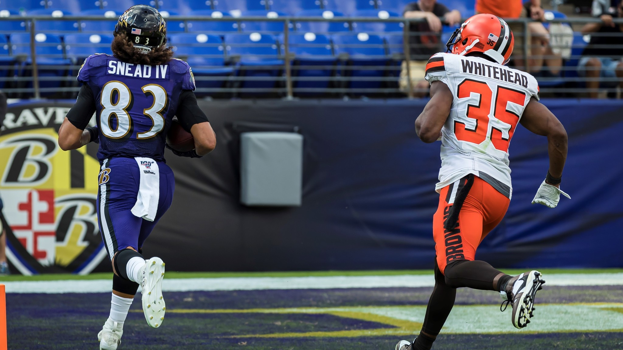 Browns cut Jermaine Whitehead after online meltdown