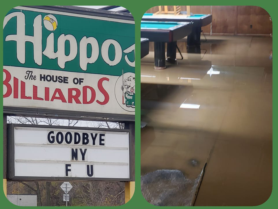 Beloved upstate pool hall bids 'Goodbye NY — FU' after announcing it'll be closing after 30 years in business