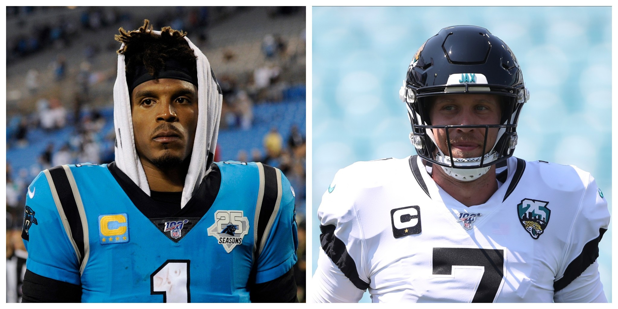 Cam Newton out for season, Nick Foles back in starting job