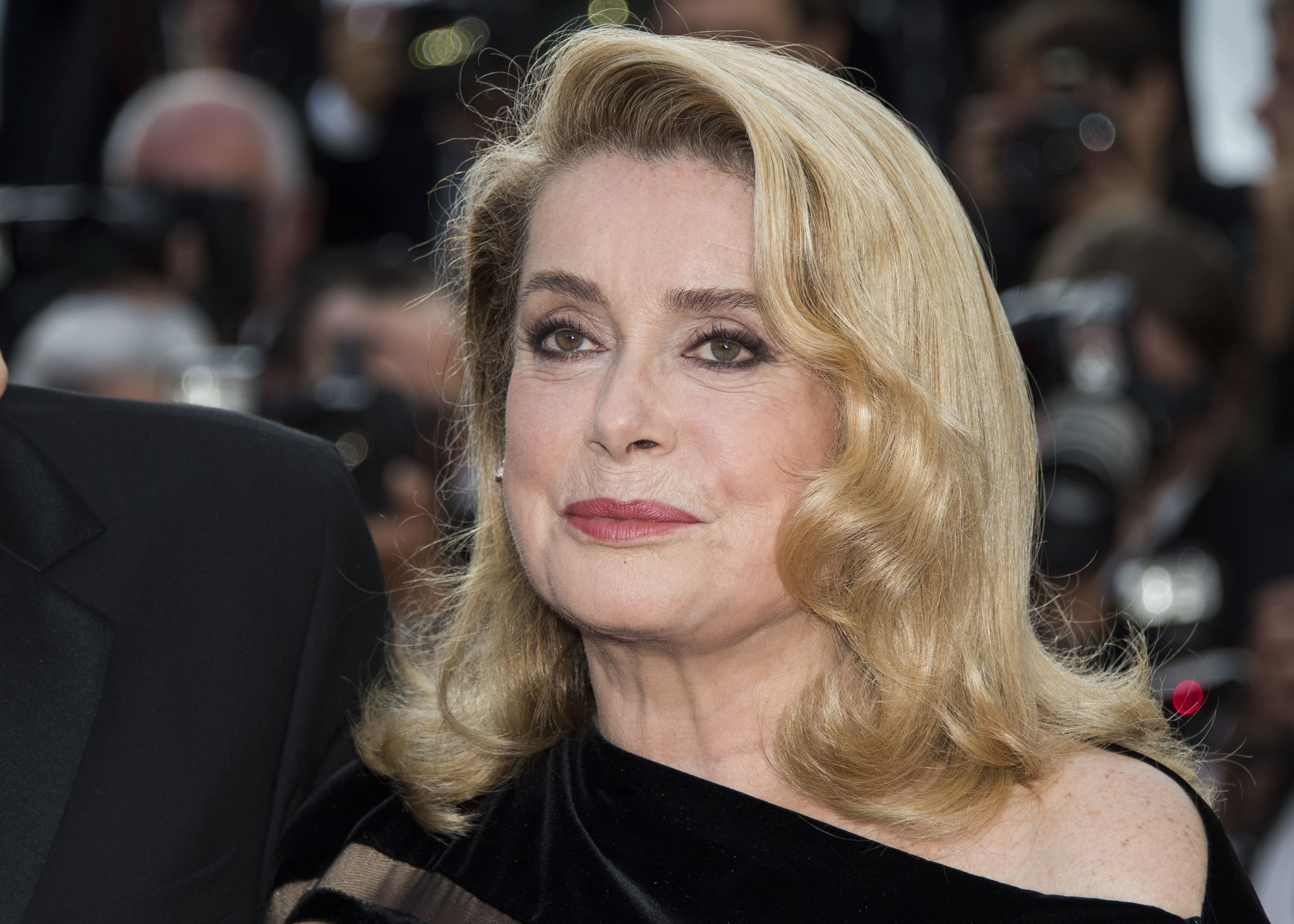 Catherine Deneuve suffers stroke while filming movie, expected to recover