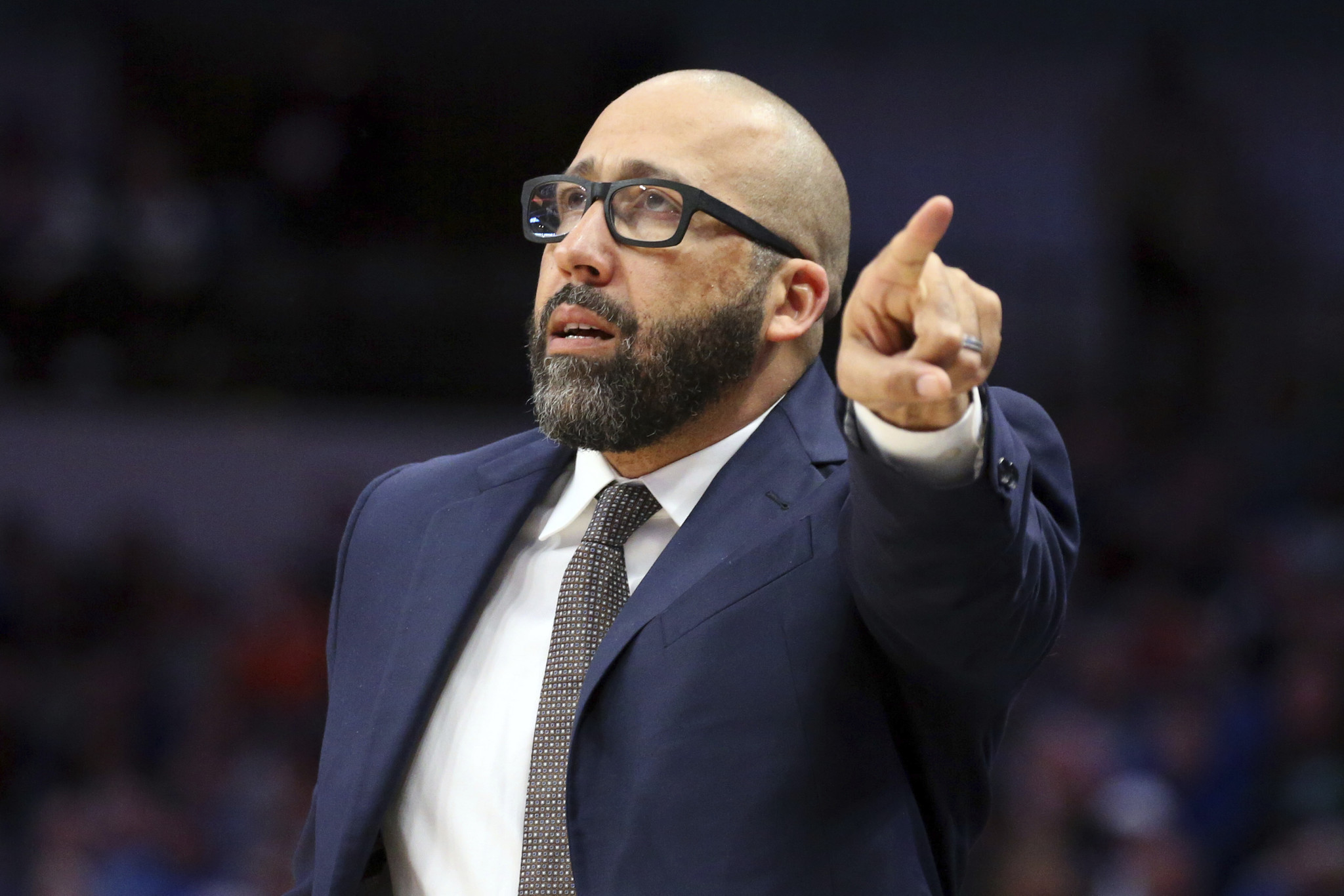Players back Knicks coach David Fizdale, who is in the crosshairs after front office sends out alarm