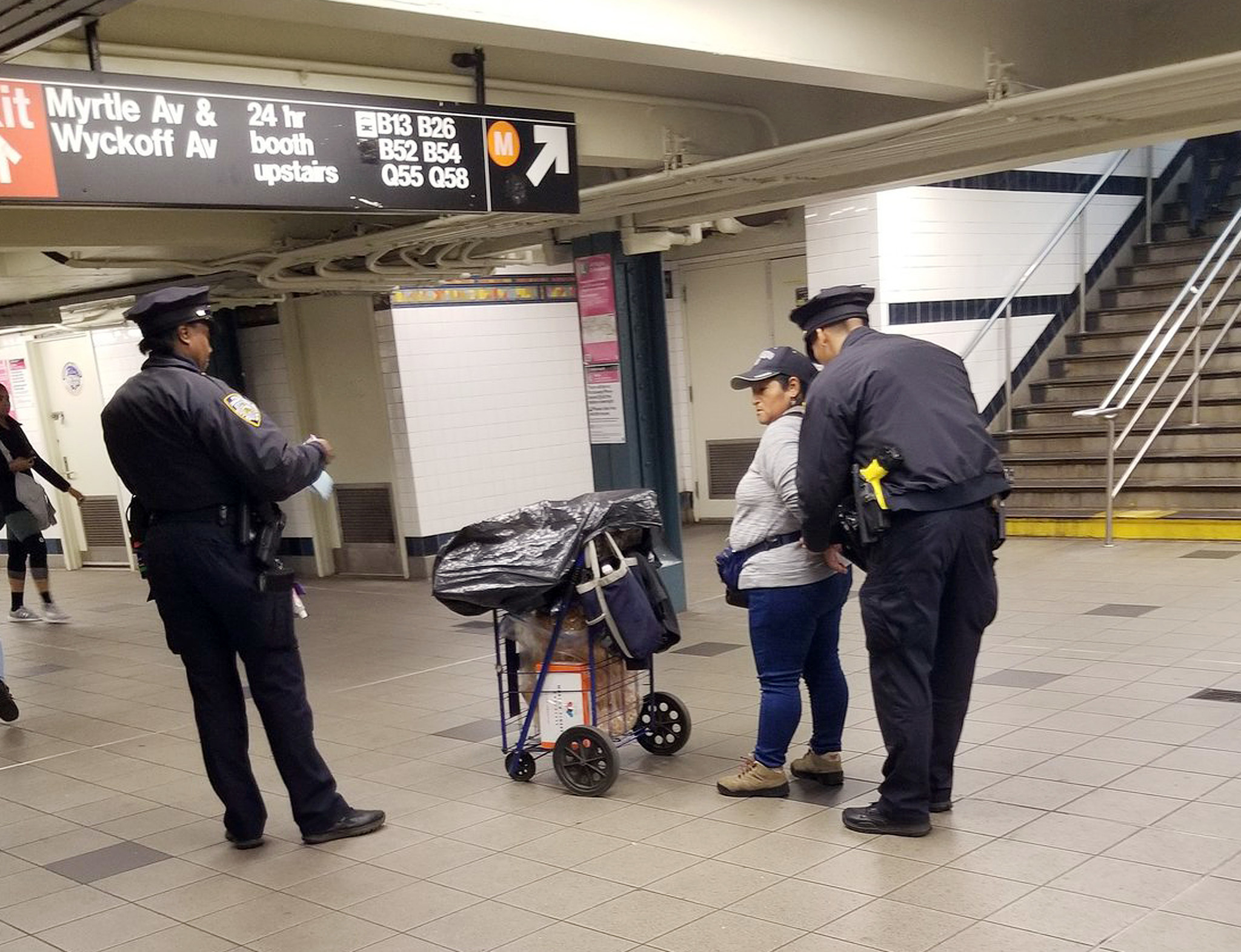 Why the churro arrest matters: An unfair street vendor cap helps criminalize poverty