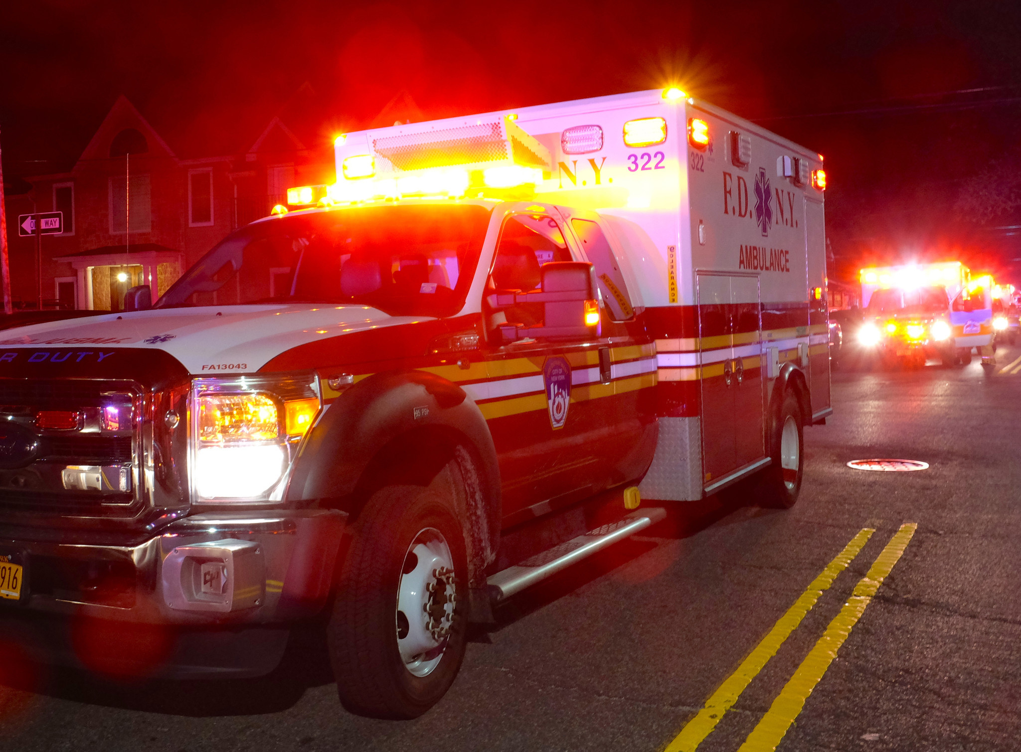 Call goes out to support sickened EMS members on the front lines of coronavirus pandemic