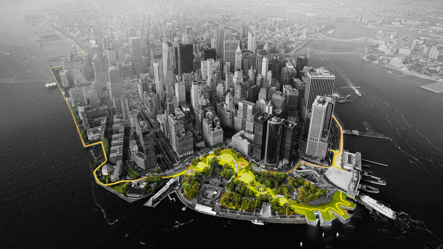 Climate change growing pains are real but necessary: Today, New York must advance its major resiliency projects
