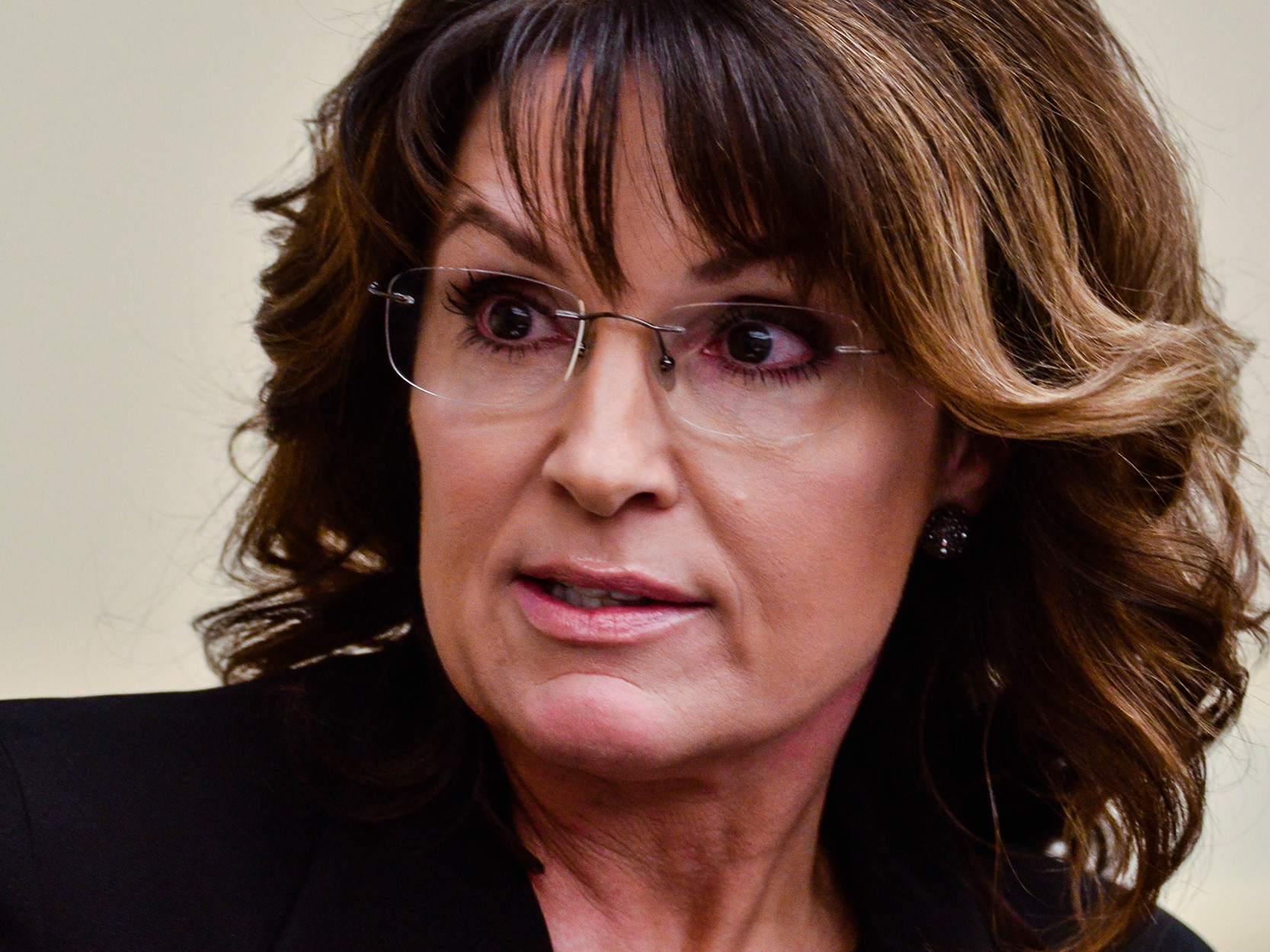 Sarah Palin found out about husband's plan for divorce in email, insists marriage is not over