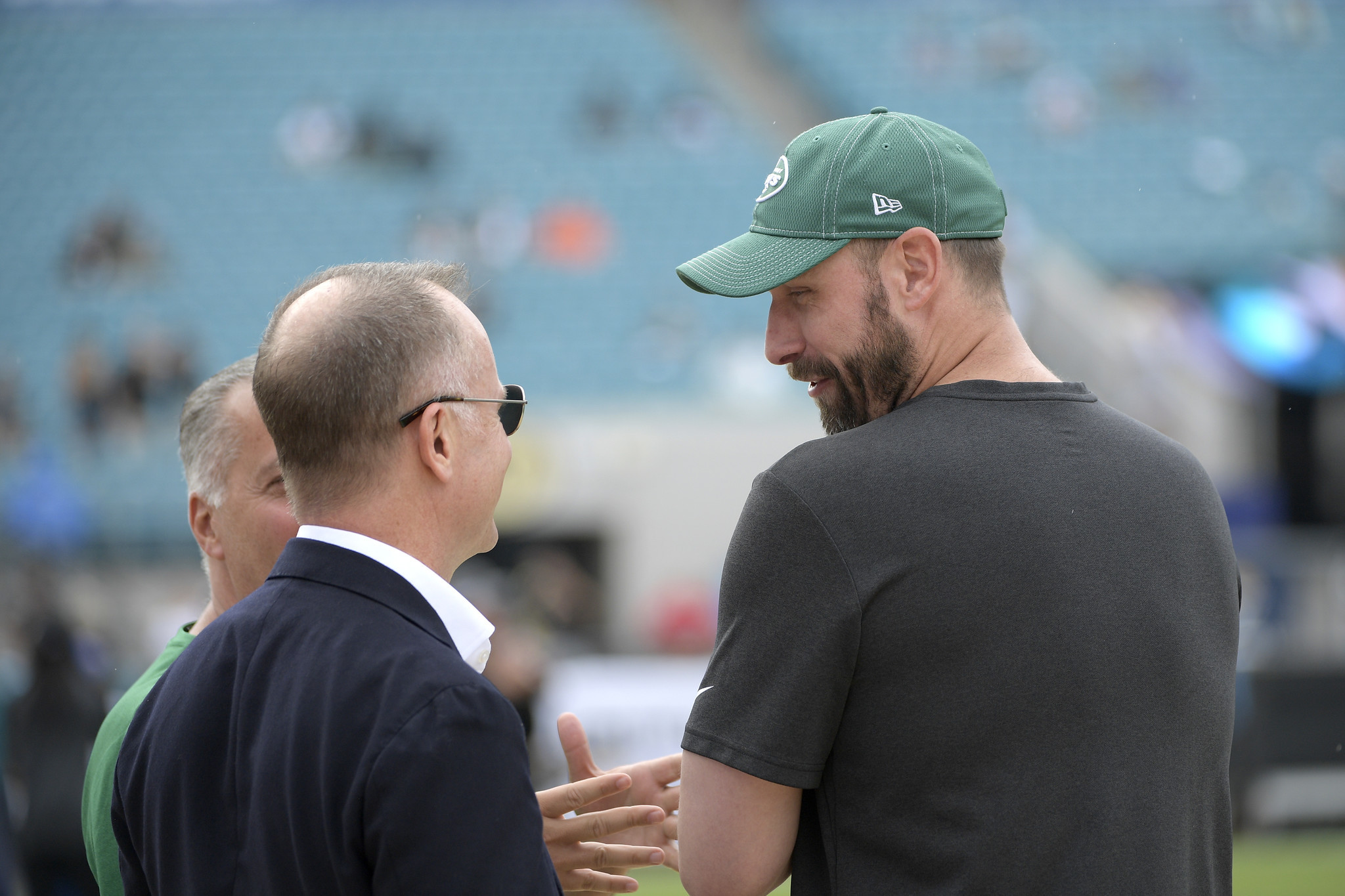Jets Mailbag: Should Christopher Johnson have a playoff mandate for Adam Gase in 2020?