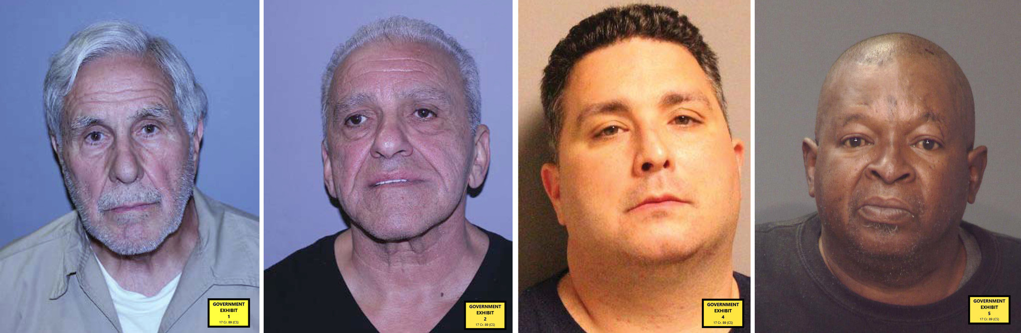 Four Lucchese gangsters convicted of murder of notorious wiseguy Michael Meldish