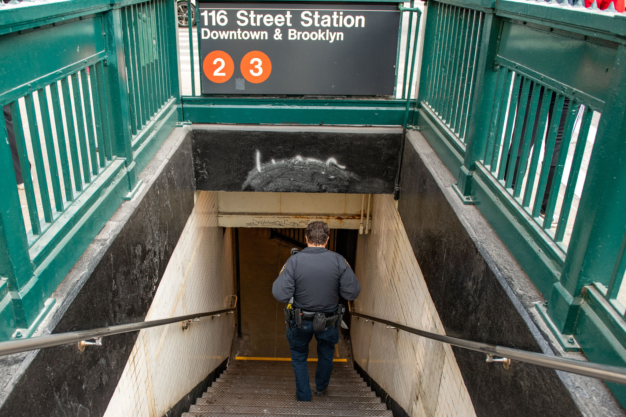 Person fatally struck by NYC subway train
