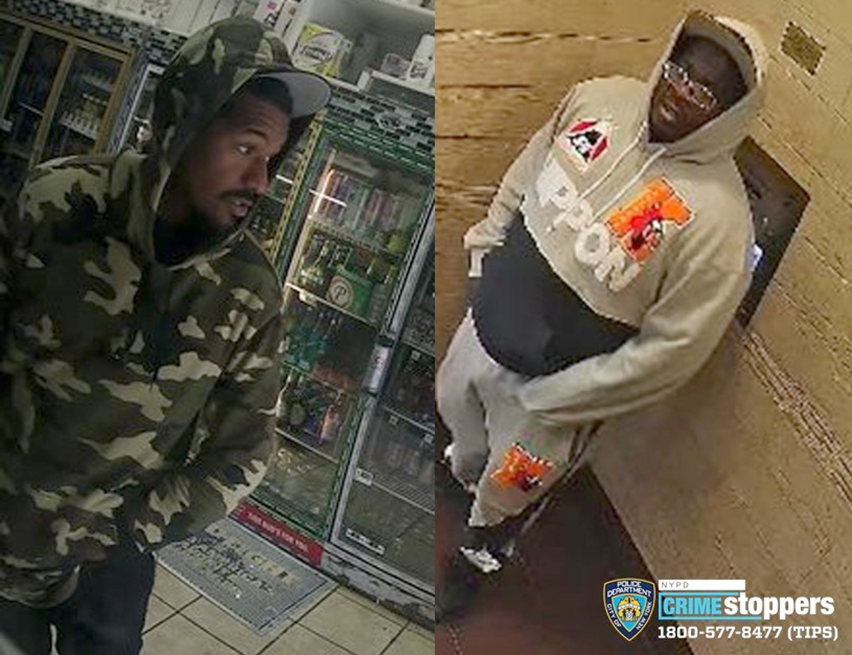 Masked robbers posing as building super pistol-whip Harlem man in push-in robbery