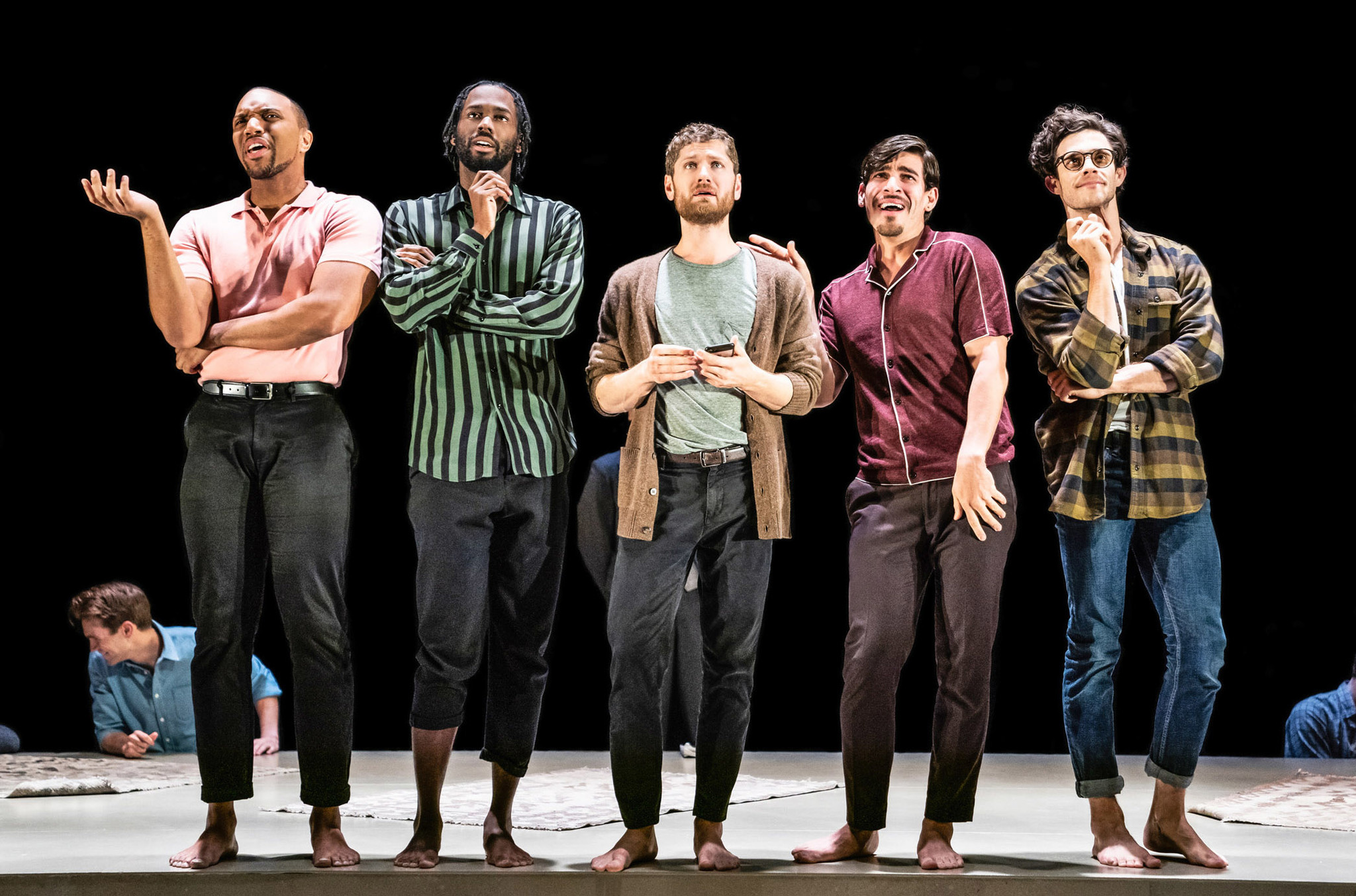 BROADWAY REVIEW: Epic 7-hour play 'The Inheritance is richly-layered, moving AIDS drama