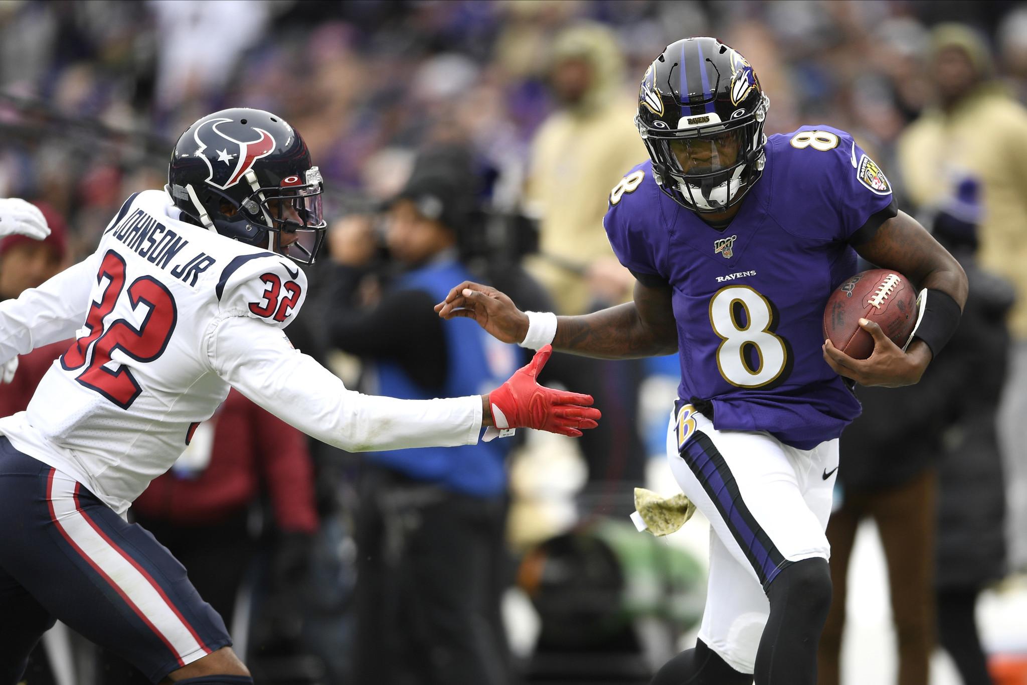 Lamar Jackson, Jamal Adams and Dak Prescott light up the NFL in a high-scoring Week 11
