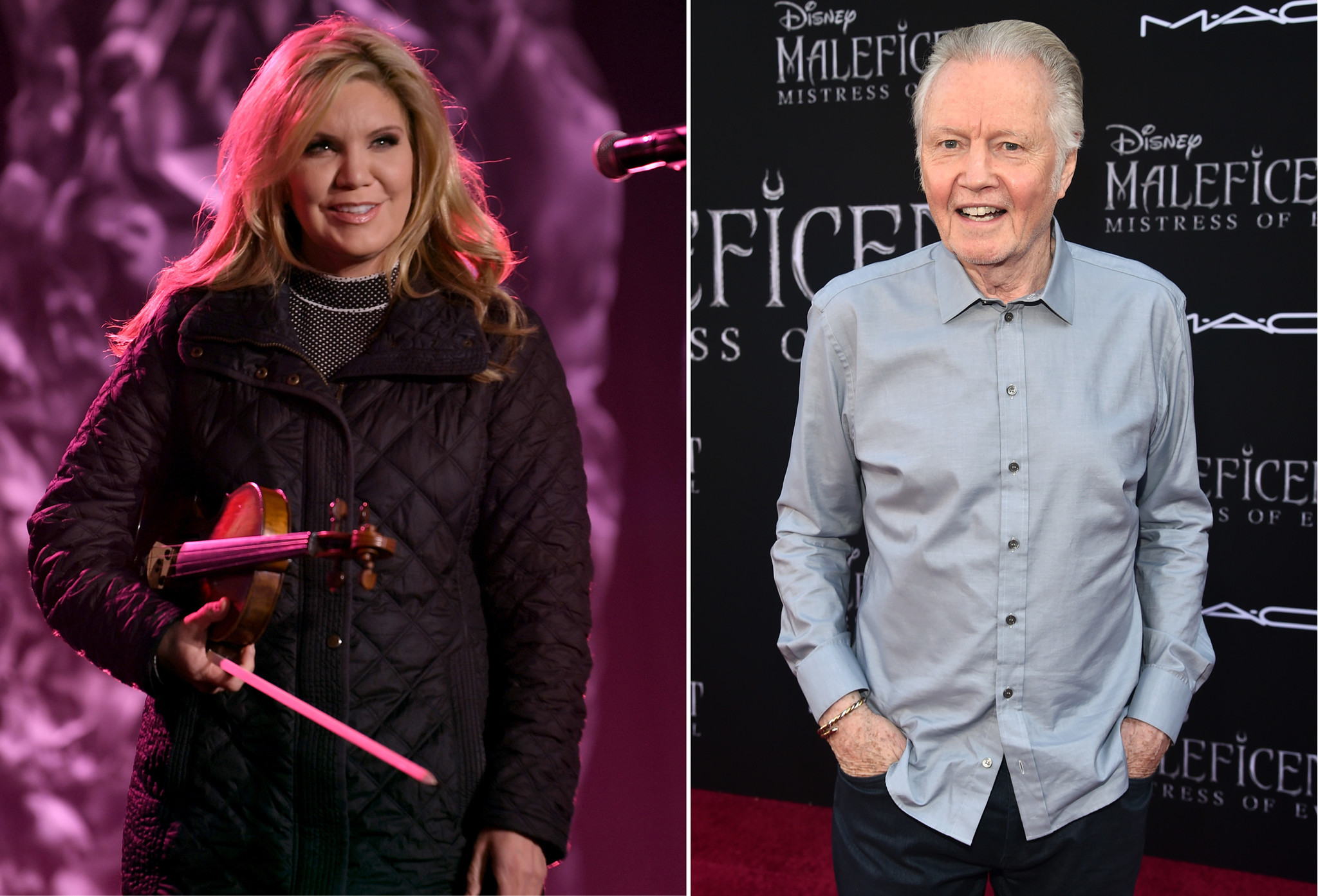 Jon Voight, Alison Krauss to receive National Medal of Arts from President Trump