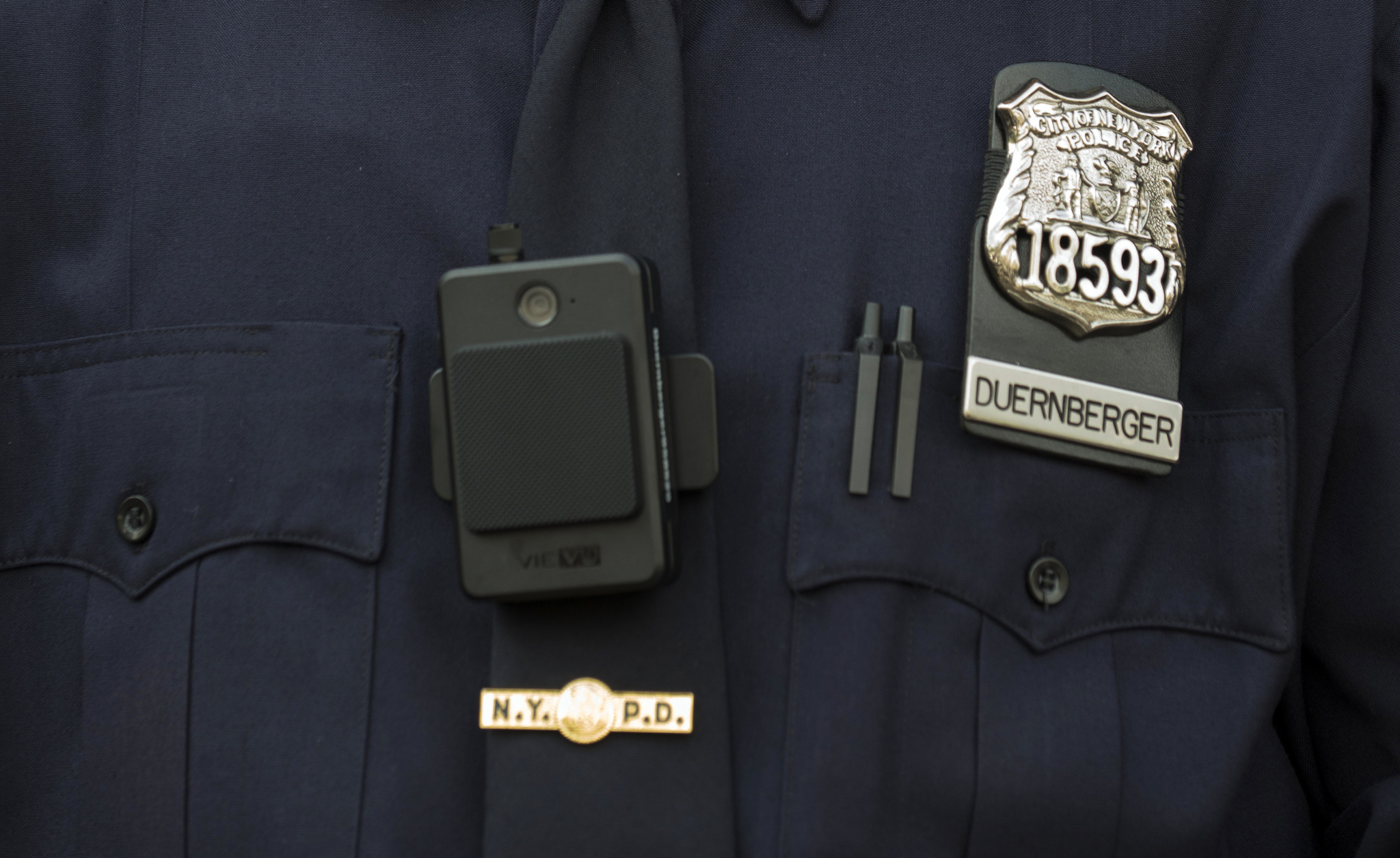 A half a loaf? NYPD relaxes its body camera policy, but not enough