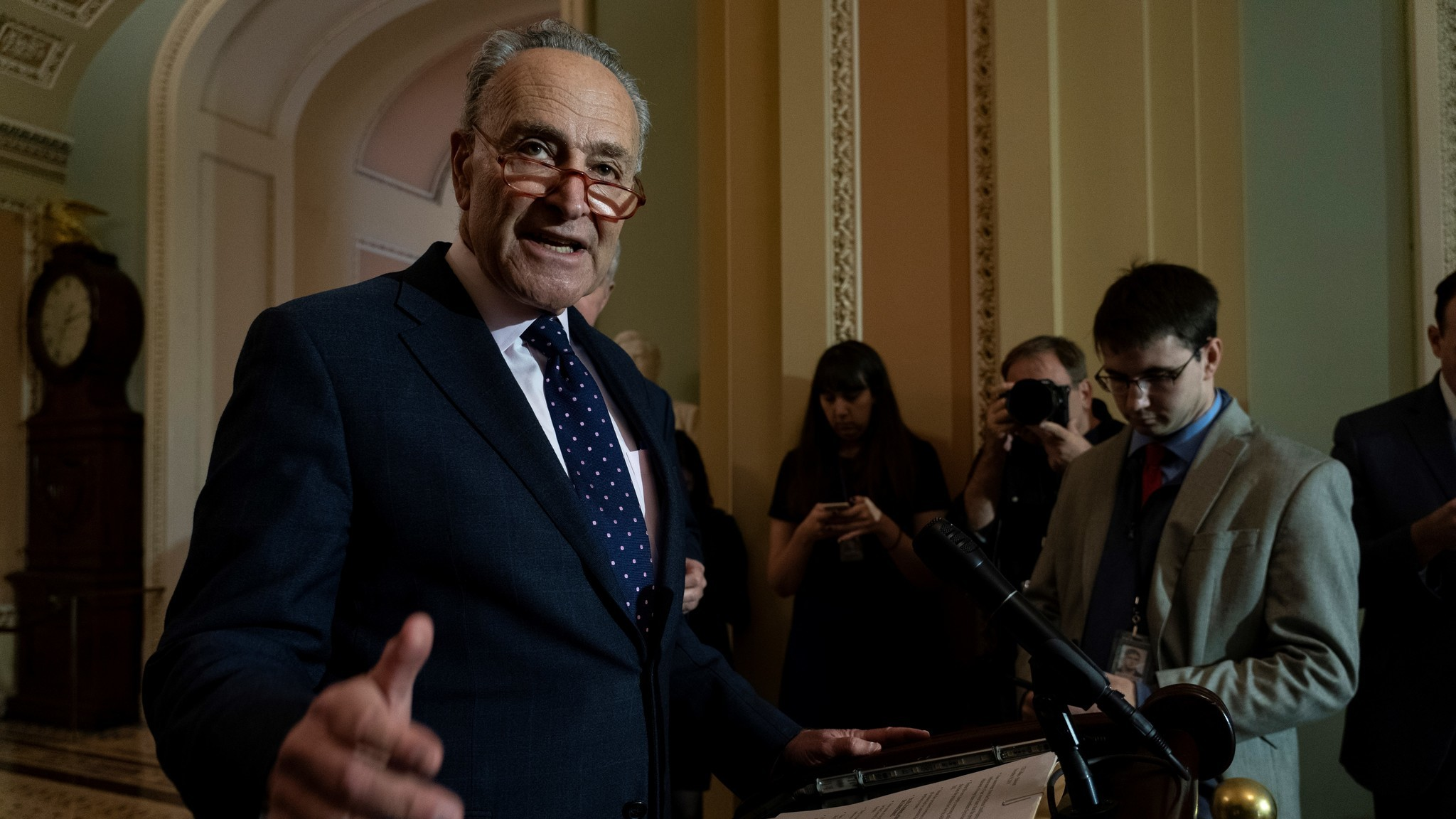 Chuck Schumer pleads with MLB, Rob Manfred to protect minor league baseball