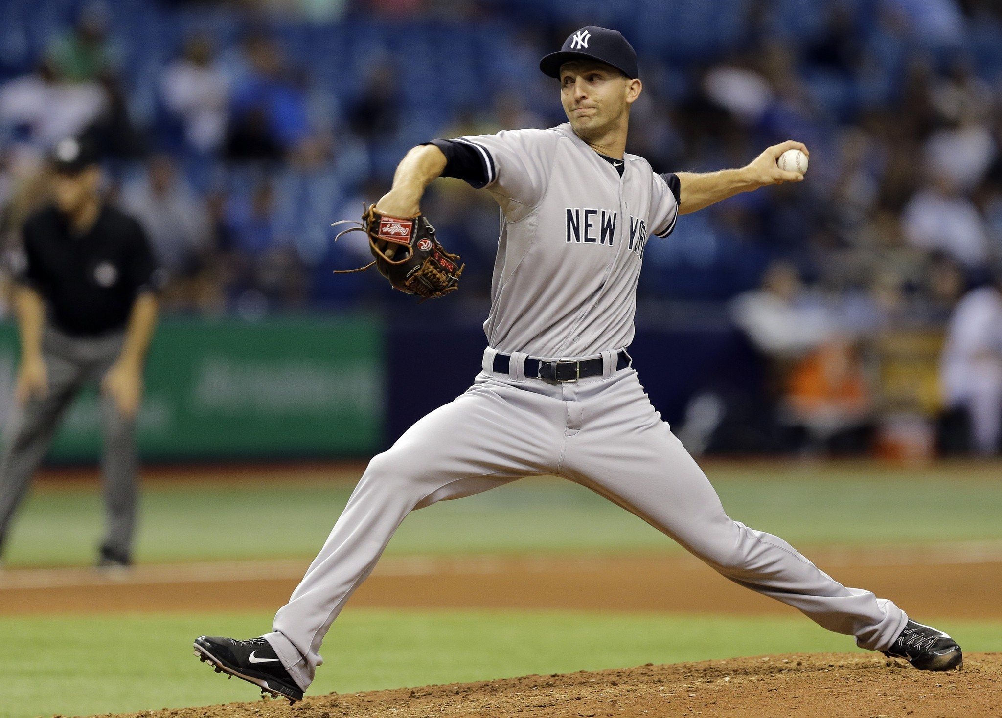 Mets reportedly sign left-hander Chasen Shreve to minor-league deal