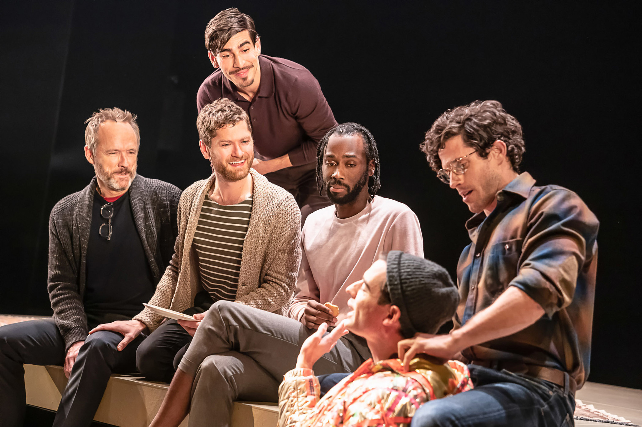 'The Inheritance's' John Benjamin Hickey tells Daily News epic play will break and heal hearts