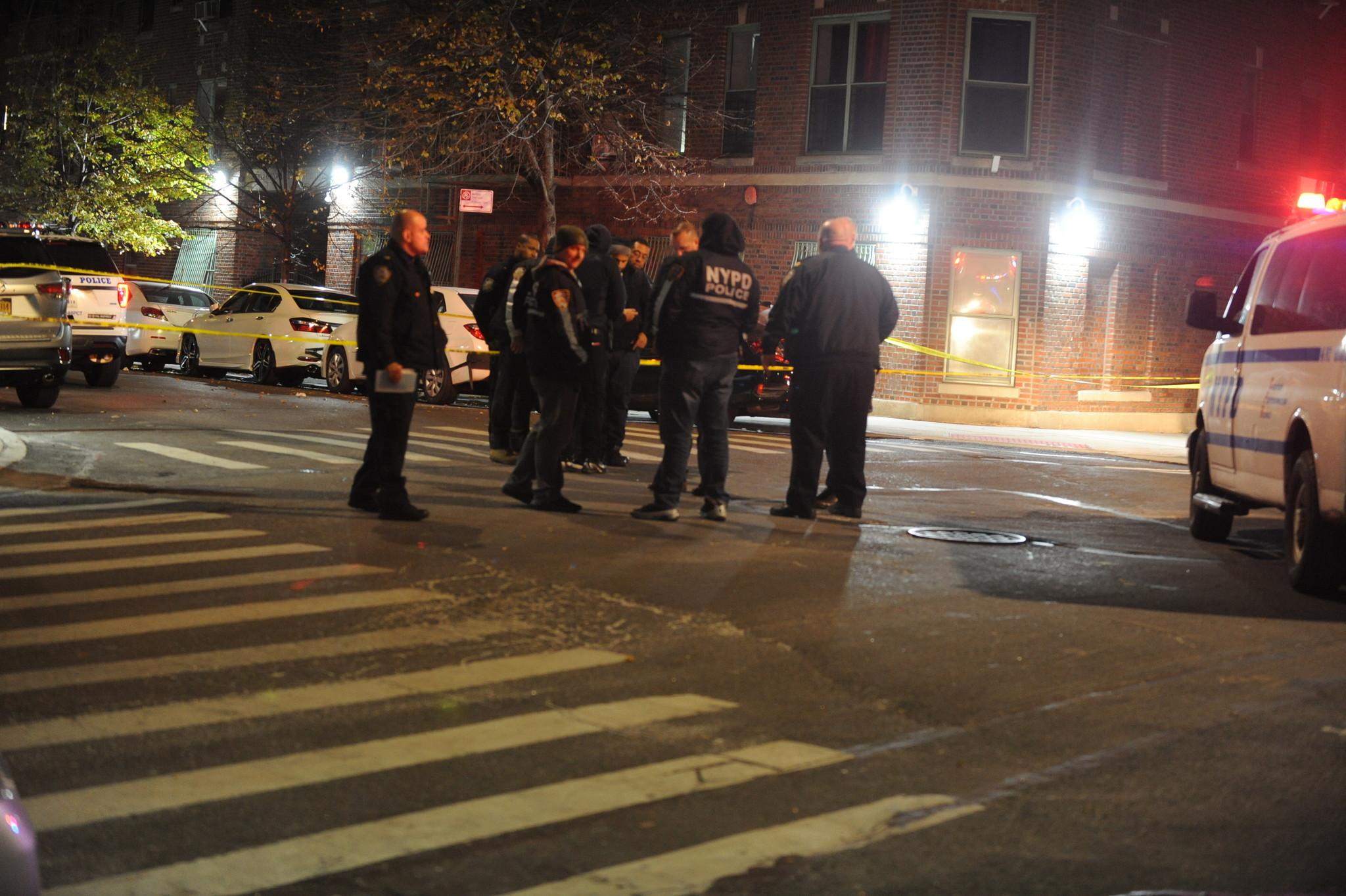 Teen arrested in fatal Bronx shooting