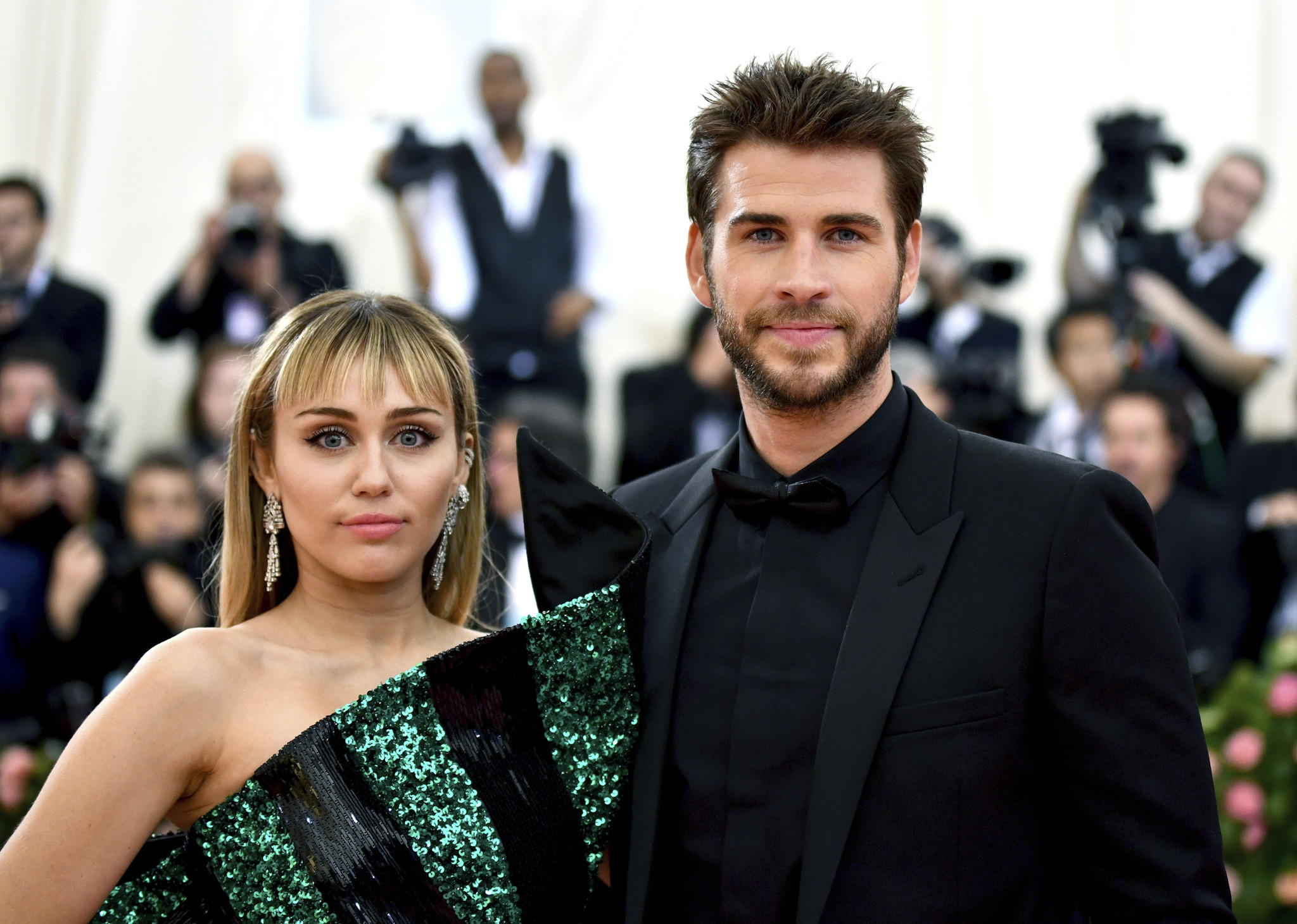 Liam Hemsworth is 'coping well' but 'deserves much better' after split from Miley Cyrus, says sister-in-law