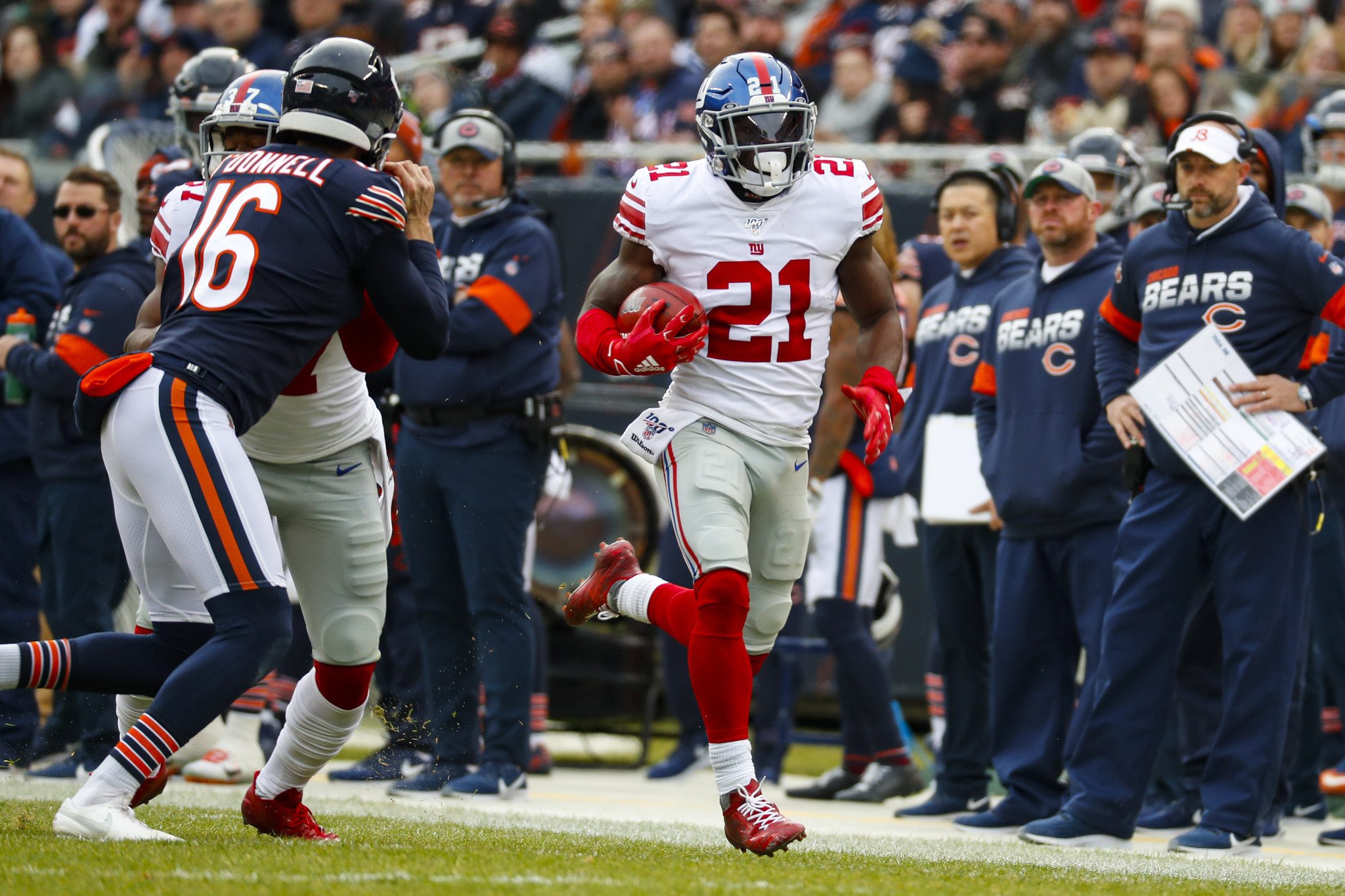 Giants mailbag: Expanded postseason, plus where will Slay, Peppers, Clowney end up?