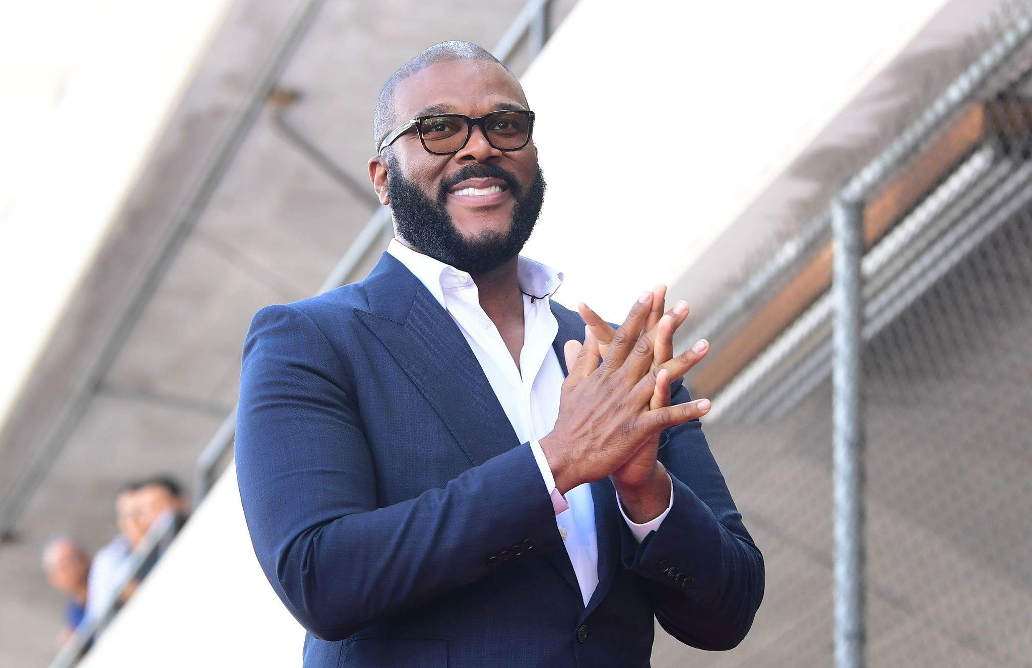 Tyler Perry to offer public tours of Atlanta production studio complex