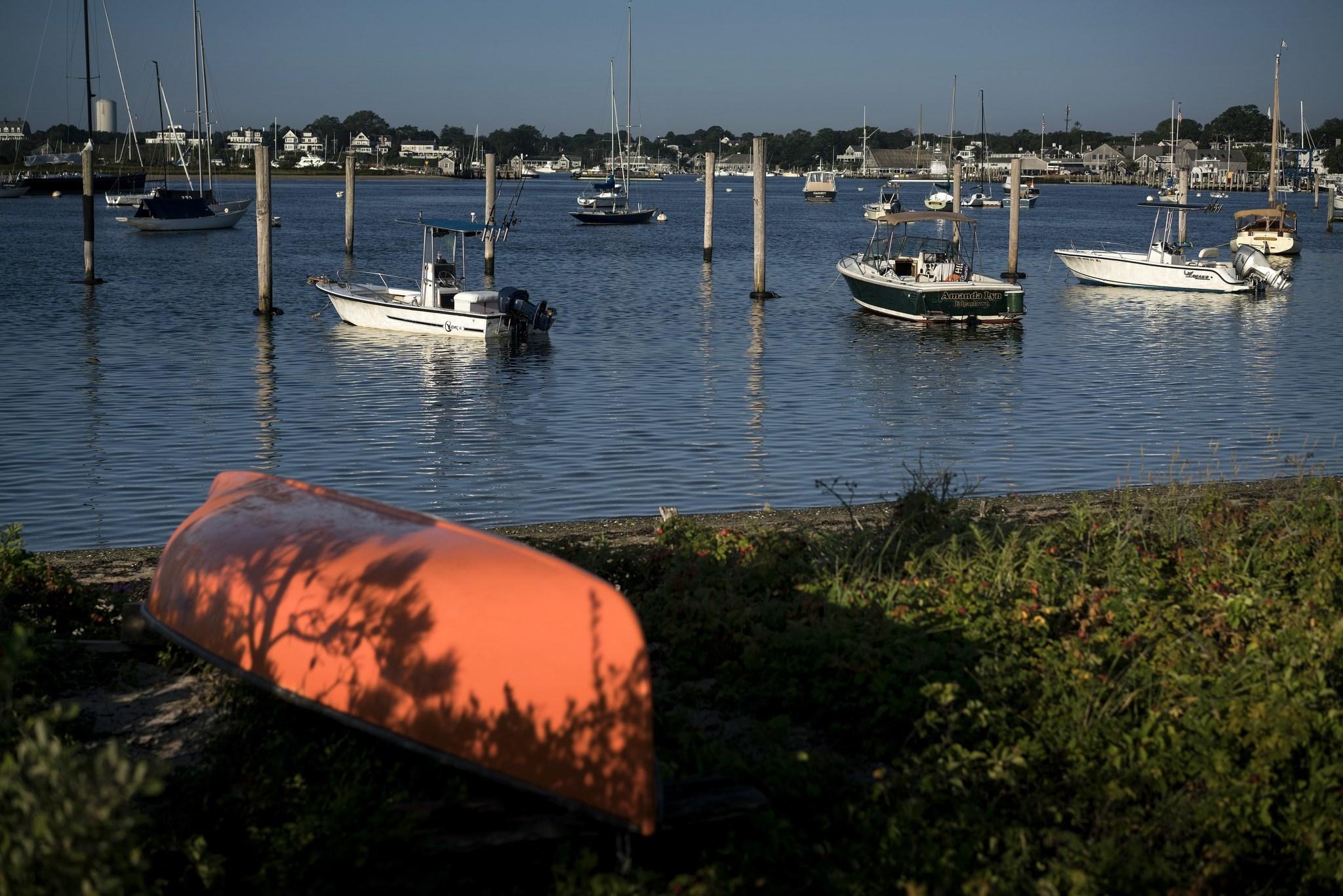 Three fishermen missing after boat capsizes off Martha's Vineyard