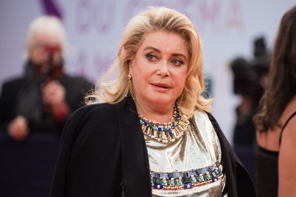 Catherine Deneuve, still recovering from stroke, might be replaced on new film, dishes on-set spy