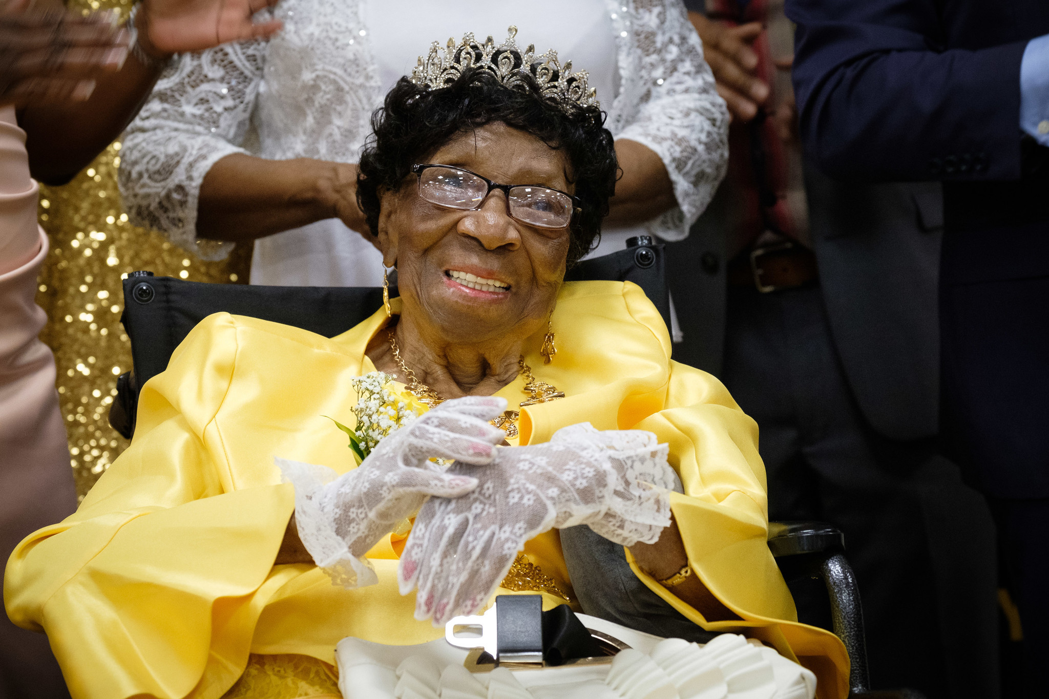 NYC woman believed to be the oldest person in U.S. dead at age 114