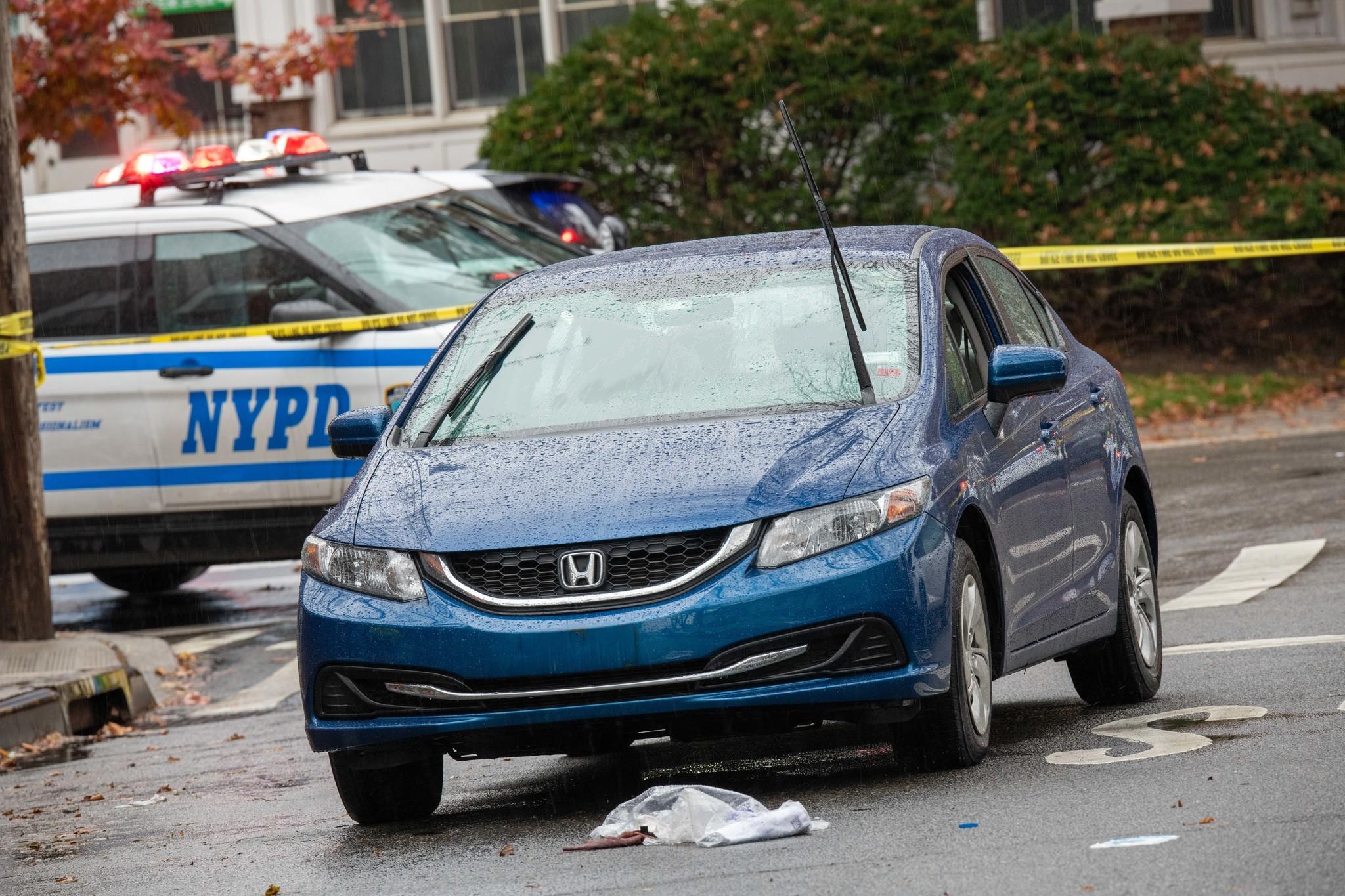 Woman, 80, fatally struck by car in Queens crosswalk