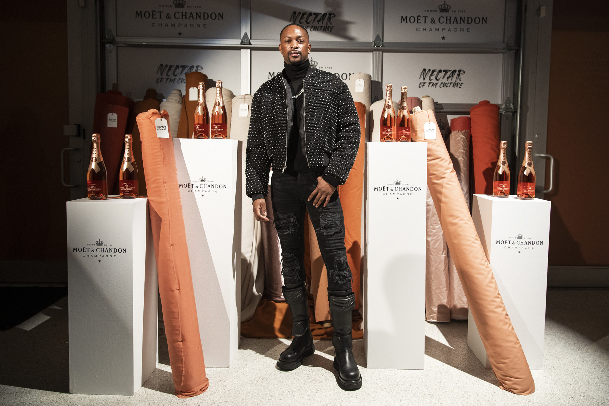 Queens-born designer LaQuan Smith discusses dressing Beyoncé and Rihanna with Daily News