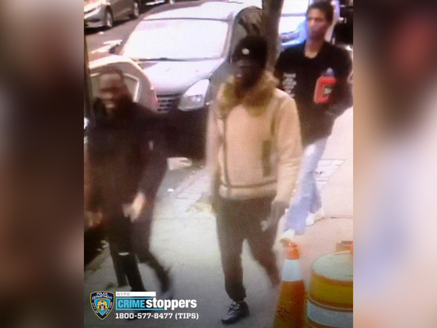 Cops release image of three persons of interest in wild Bronx shooting that left five people injured, including two boys