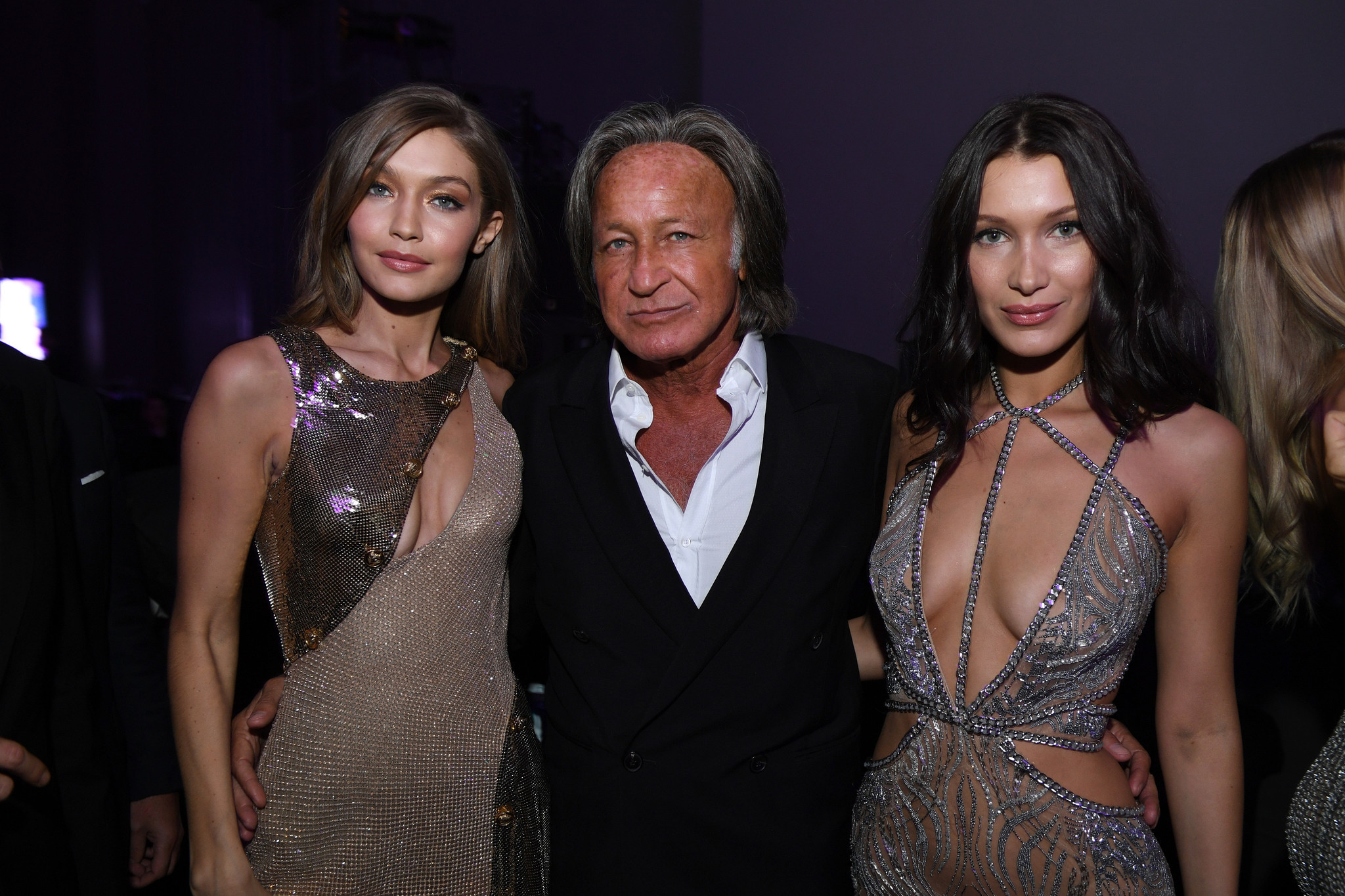 Gigi and Bella Hadid's dad files bankruptcy petition over Bel-Air mega mansion dubbed 'most illegal structure' in Los Angeles