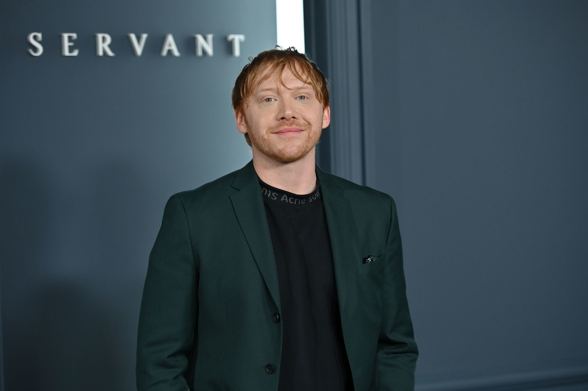 Rupert Grint tells Daily News he's had 'a few experiences' with ghosts
