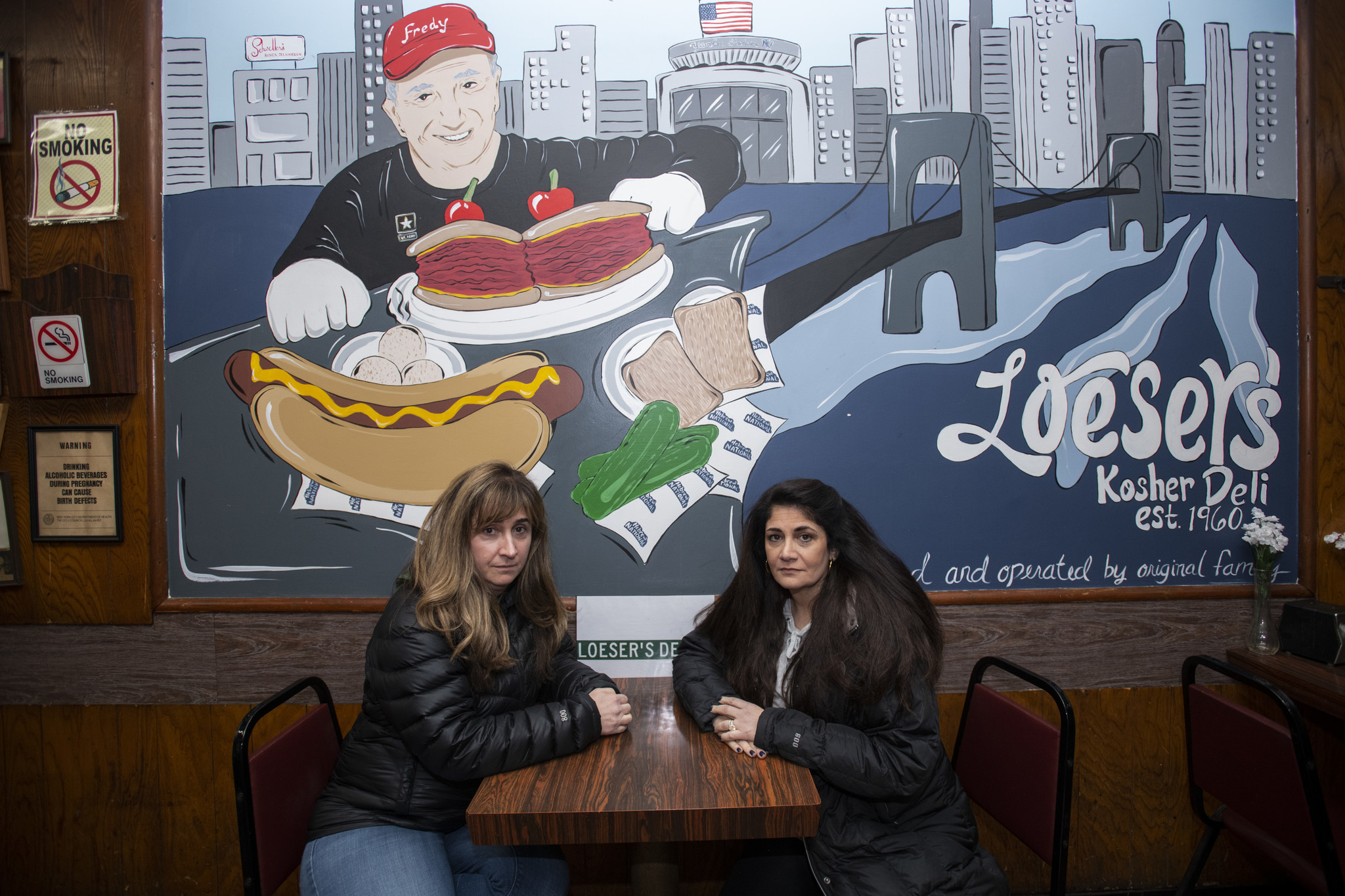Pastrami on why? Perplexed Bronx deli owners facing possible shutdown after 60 years over ongoing gas line flap with city