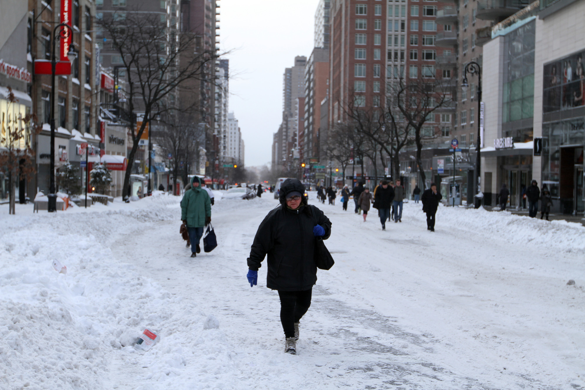 Sloppy winter storm poised to bring snow, rain and ice starting Sunday