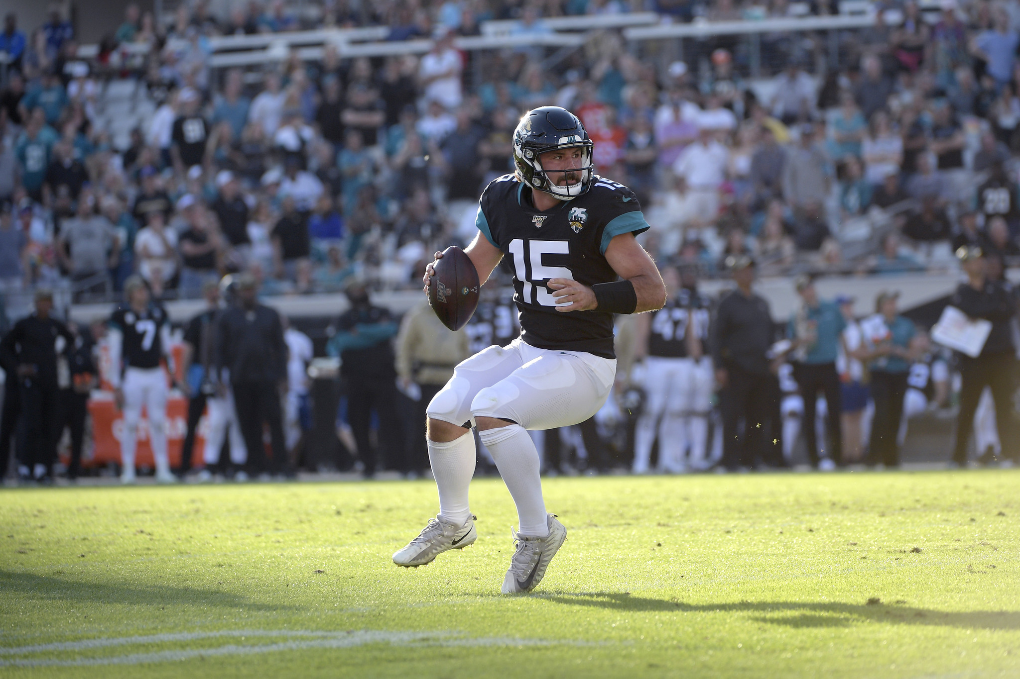 Minshew Mania lives on: Jaguars name rookie QB Gardner Minshew as starter against Chargers