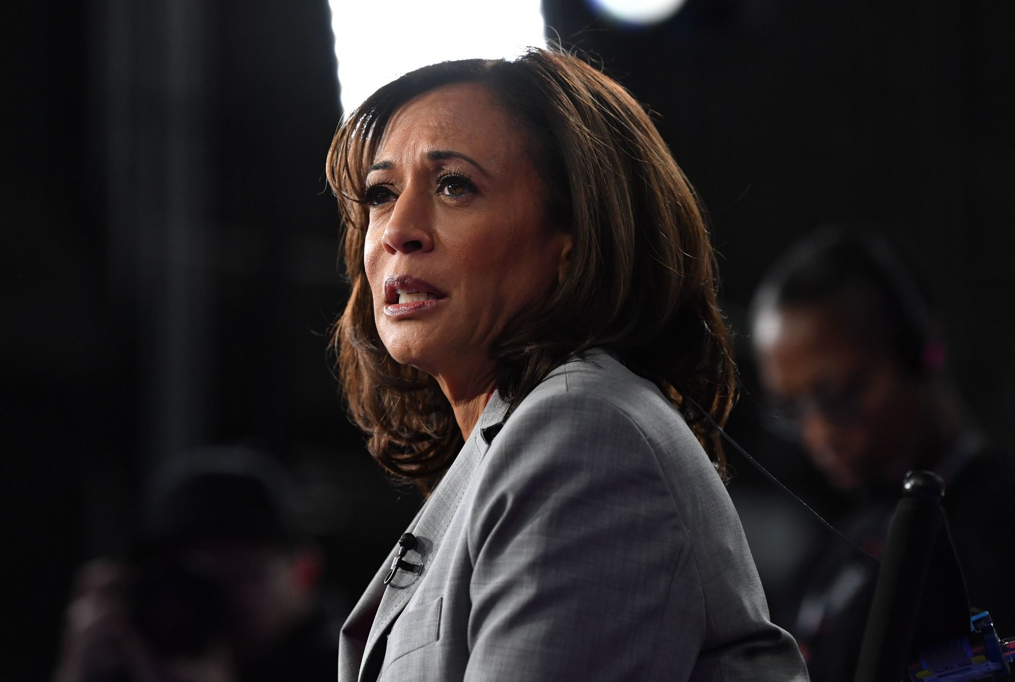 Kamala Harris reportedly to drop out of 2020 race