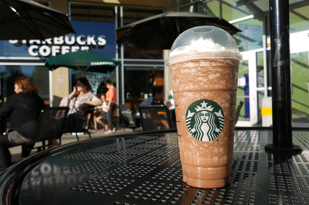 Festive Starbucks drinks revealed to contain up to 23 teaspoons of sugar in new survey