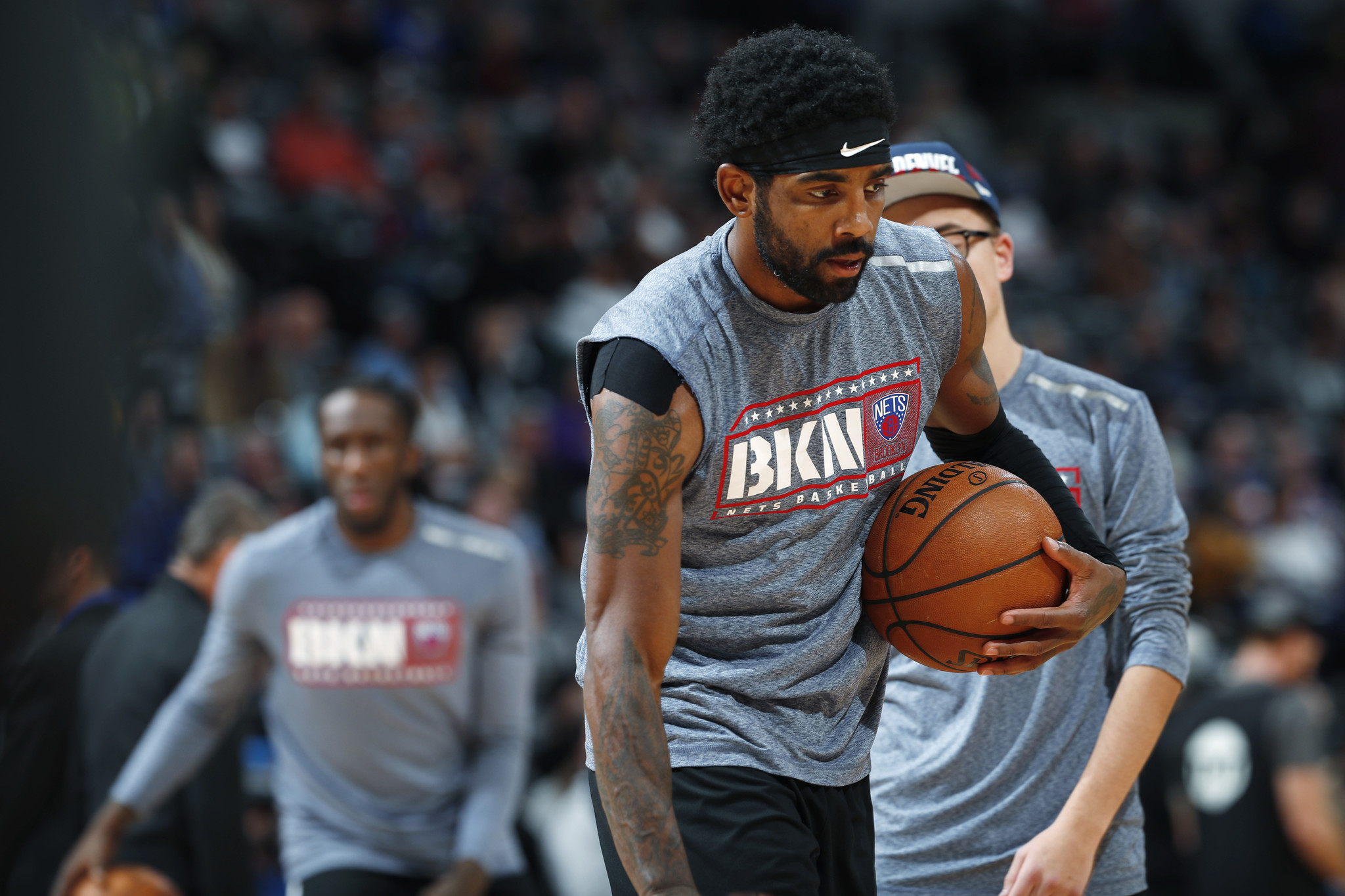 Kyrie Irving will not travel with the Nets for their next two games