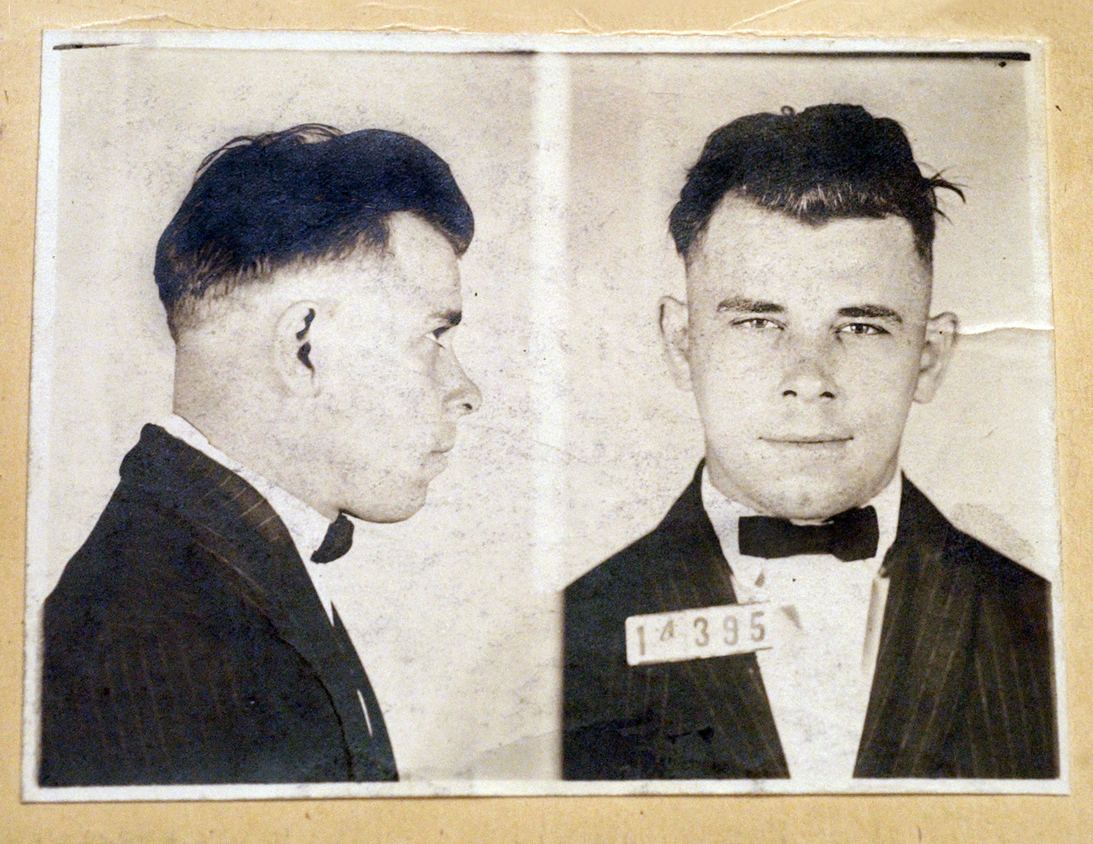 Lawsuit calling for remains of gangster John Dillinger to be exhumed tossed by Indiana judge