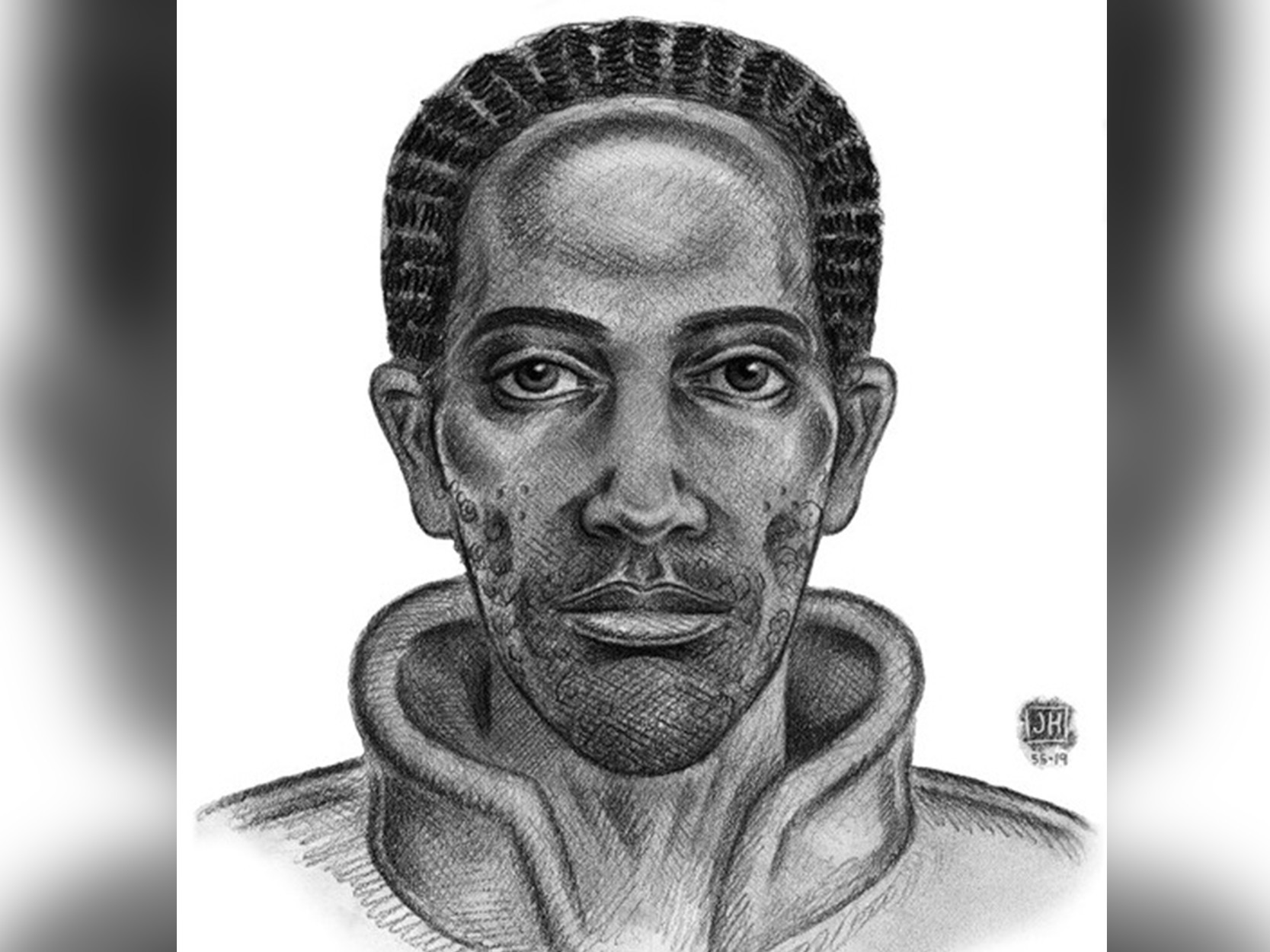 NYPD releases sketch of suspect in anti-gay hammer attack