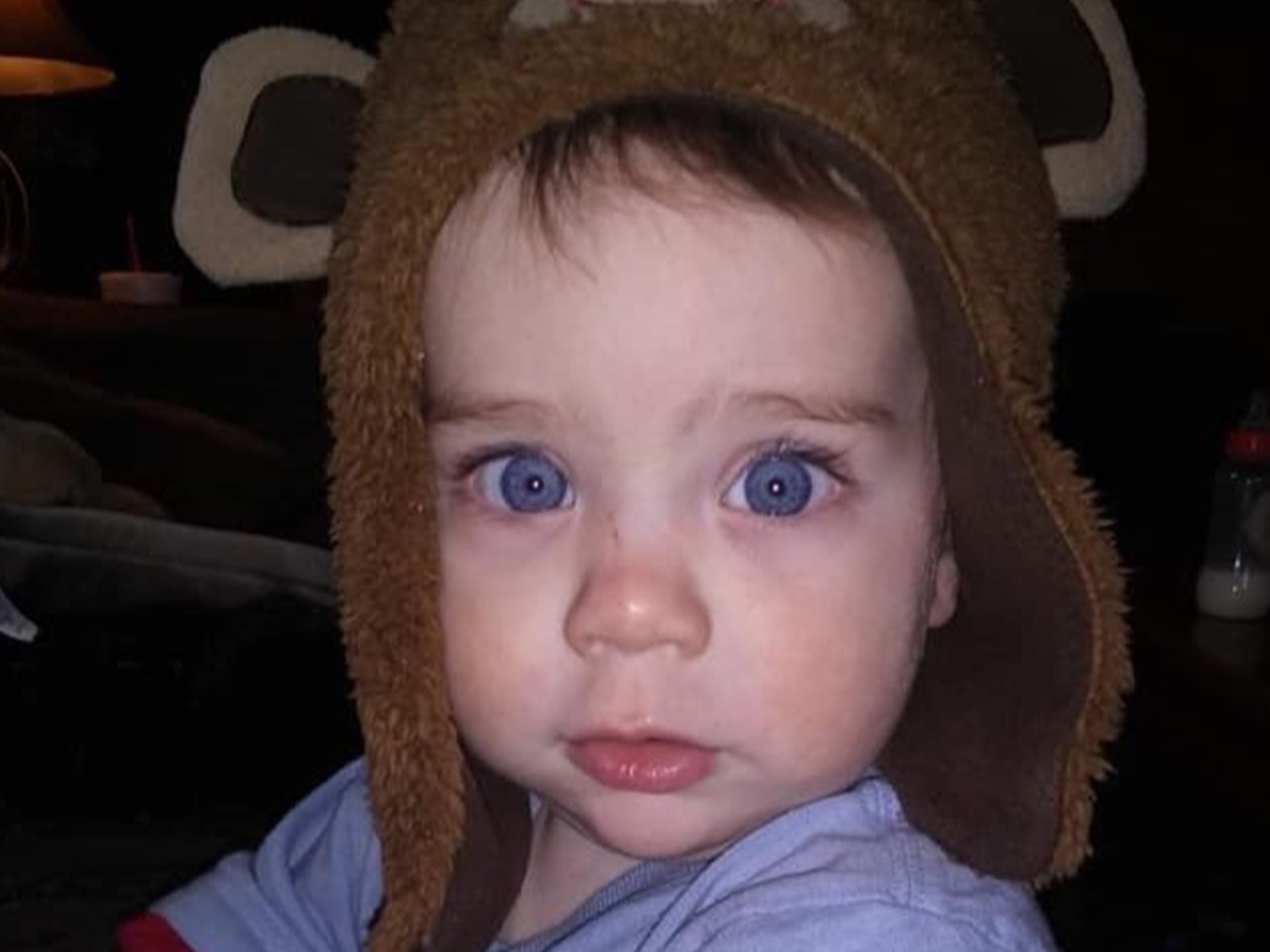Toddler killed trying to save dog from fire in Arkansas home