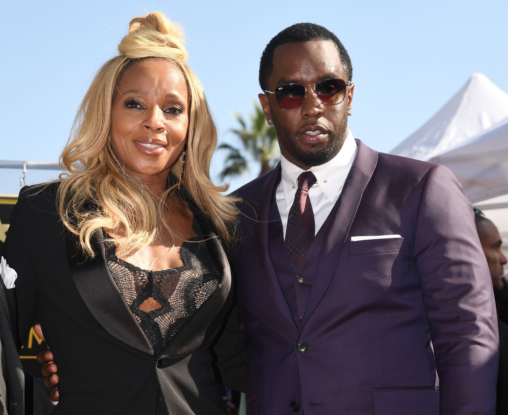 Mary J. Blige documentary underway for Amazon, executive produced by Sean 'Diddy' Combs